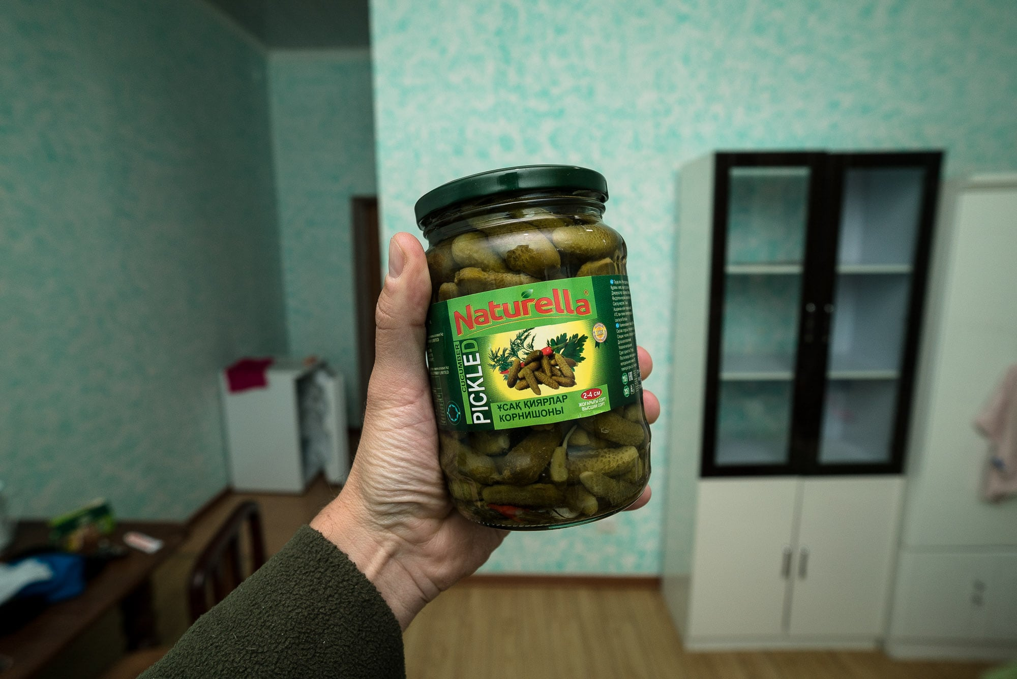 Naturella pickles