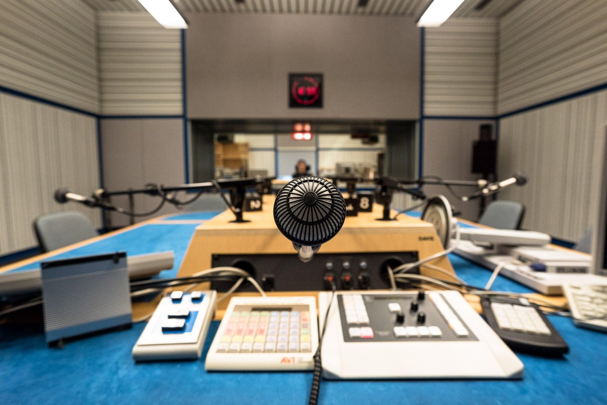 Redezeit radio show