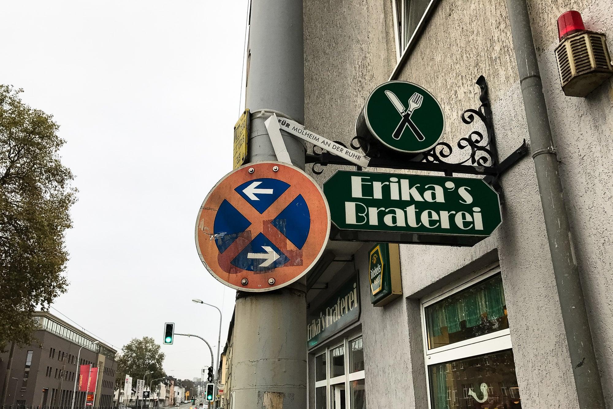 Erika's Braterei