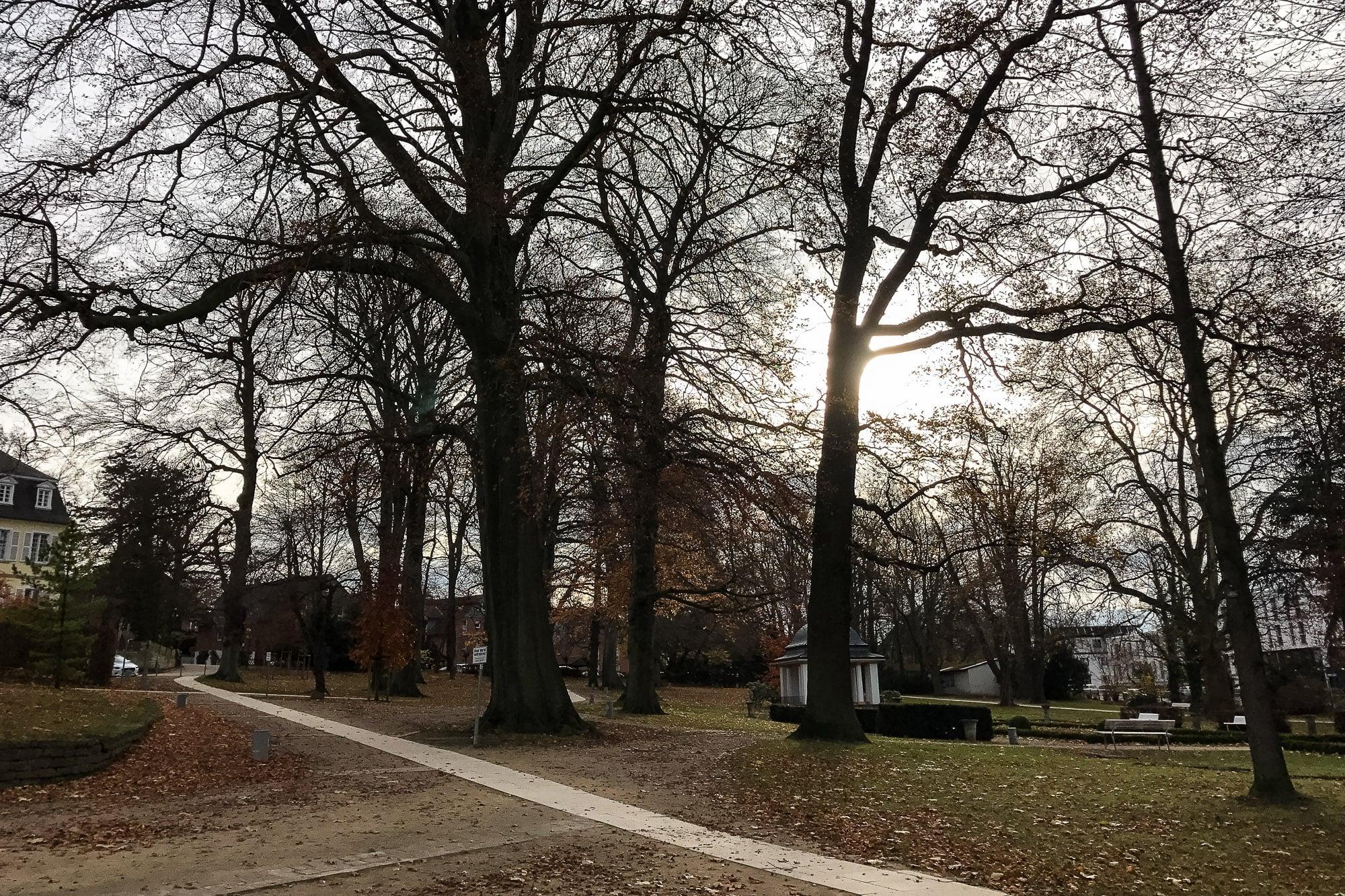 Kurpark Bad Nenndorf