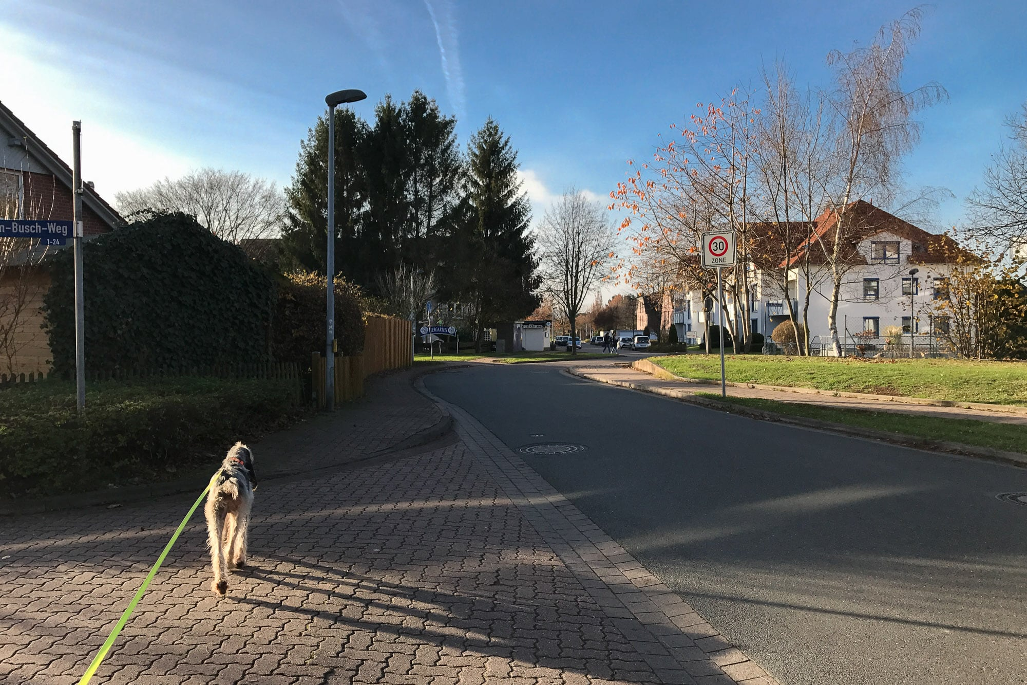 last days in Bad Nenndorf