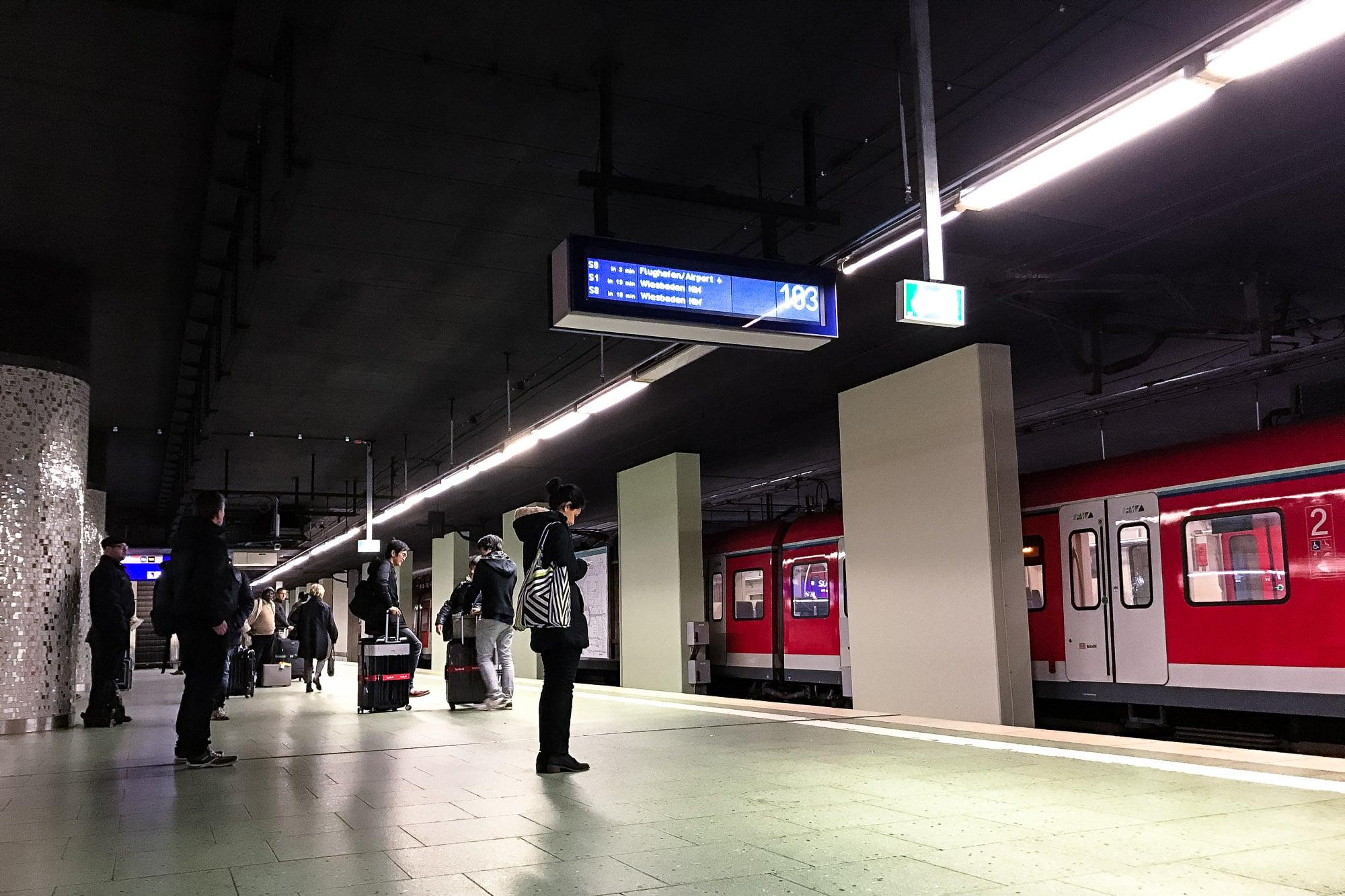 Frankfurt underground