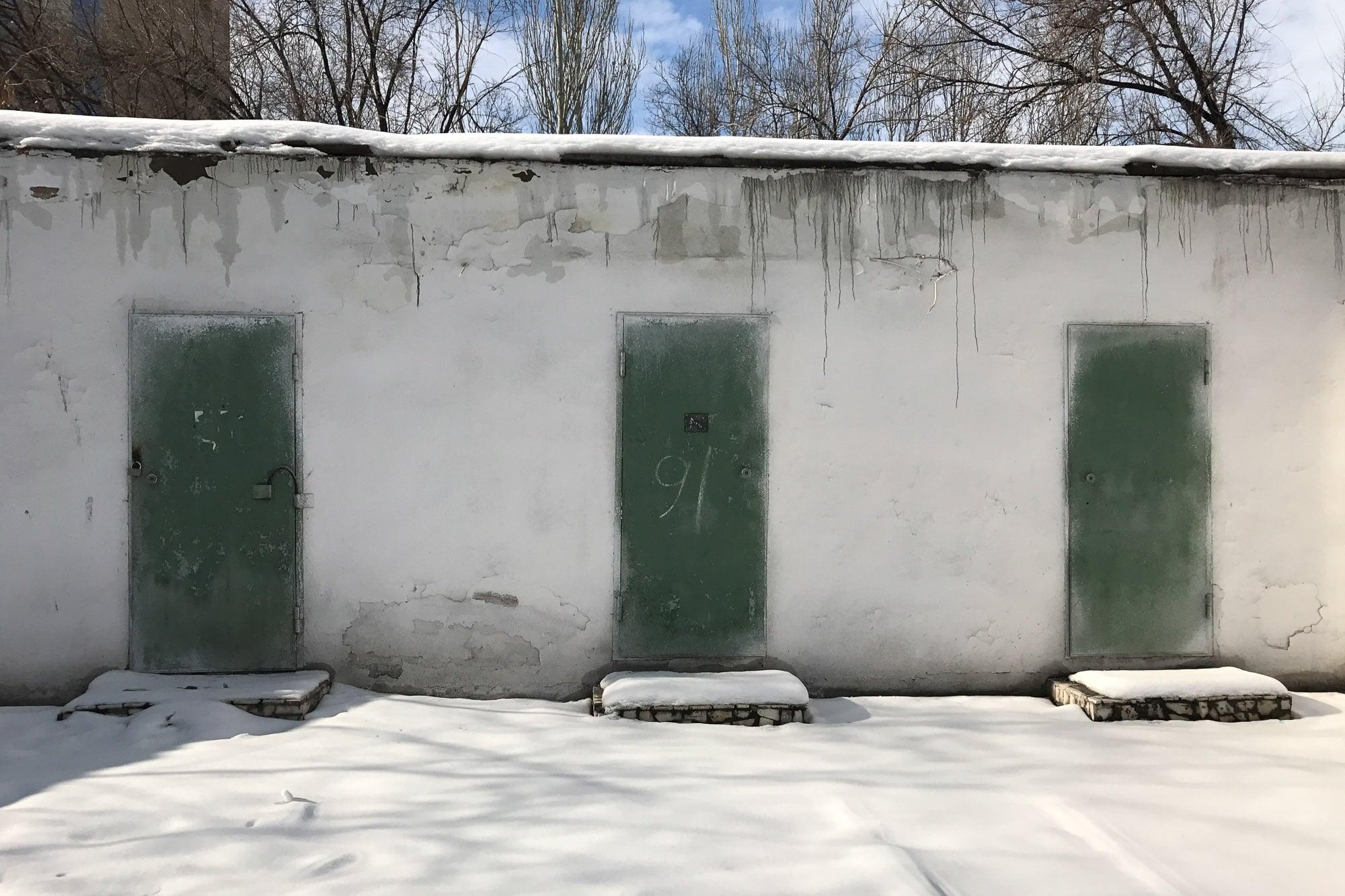 door number 91