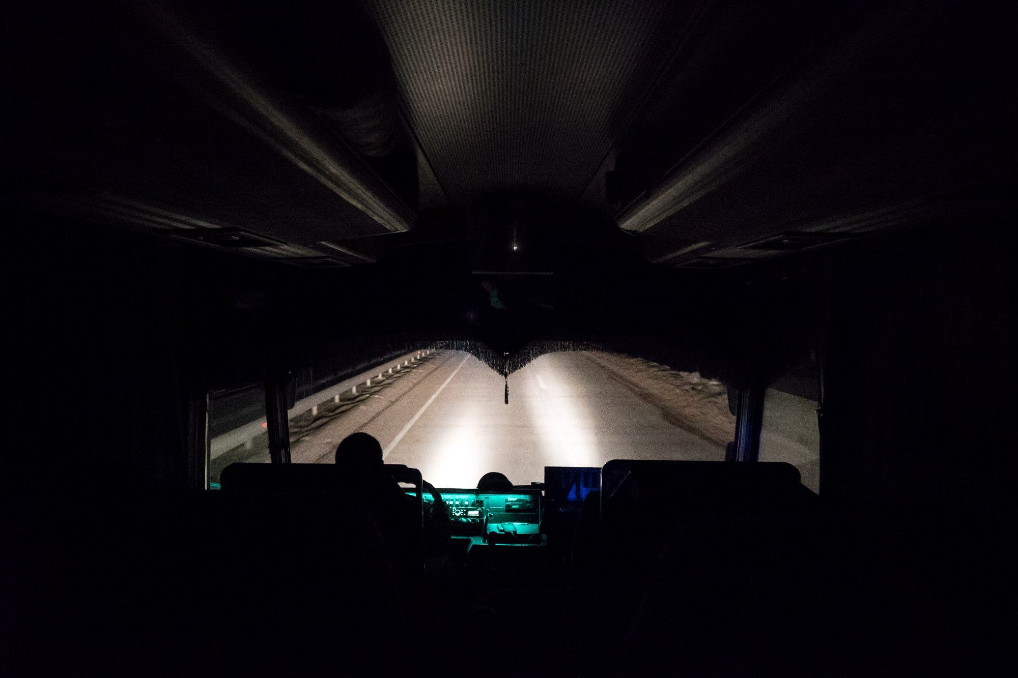 bus to Shymkent
