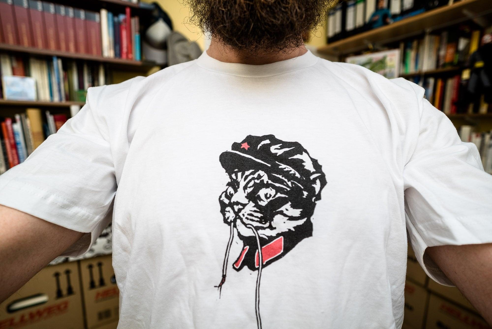 Charman Mao shirt