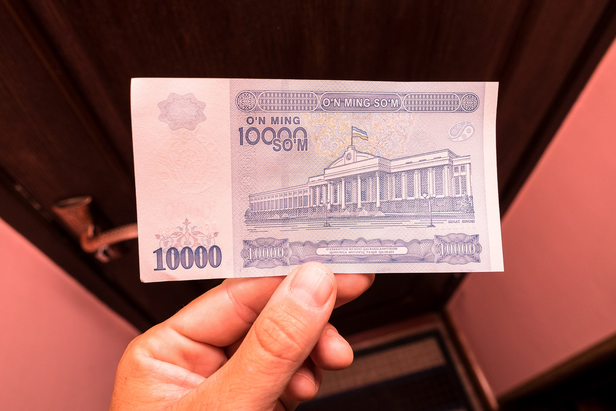 new 10000 som note back