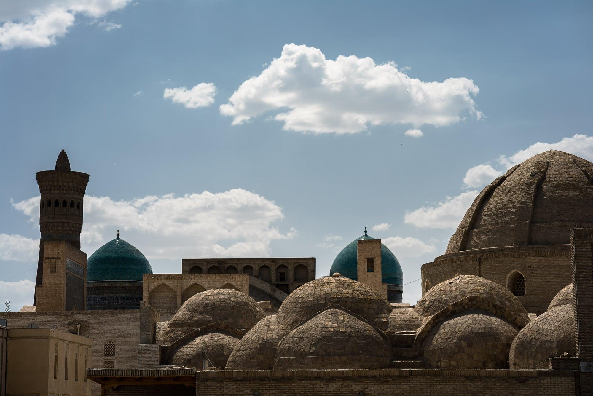 Toki-Zargaron domes