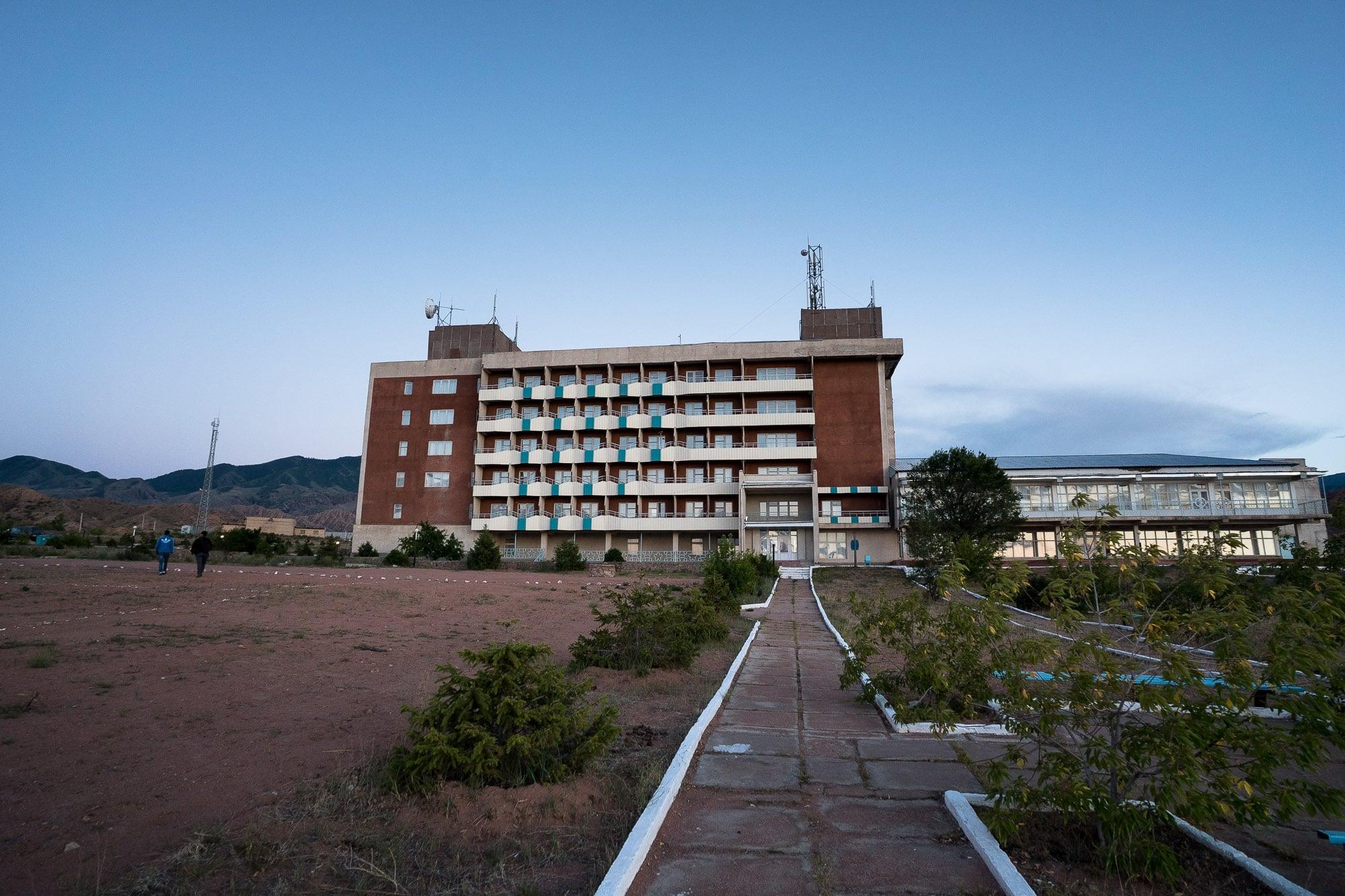 sanatorium in Kaji-Say