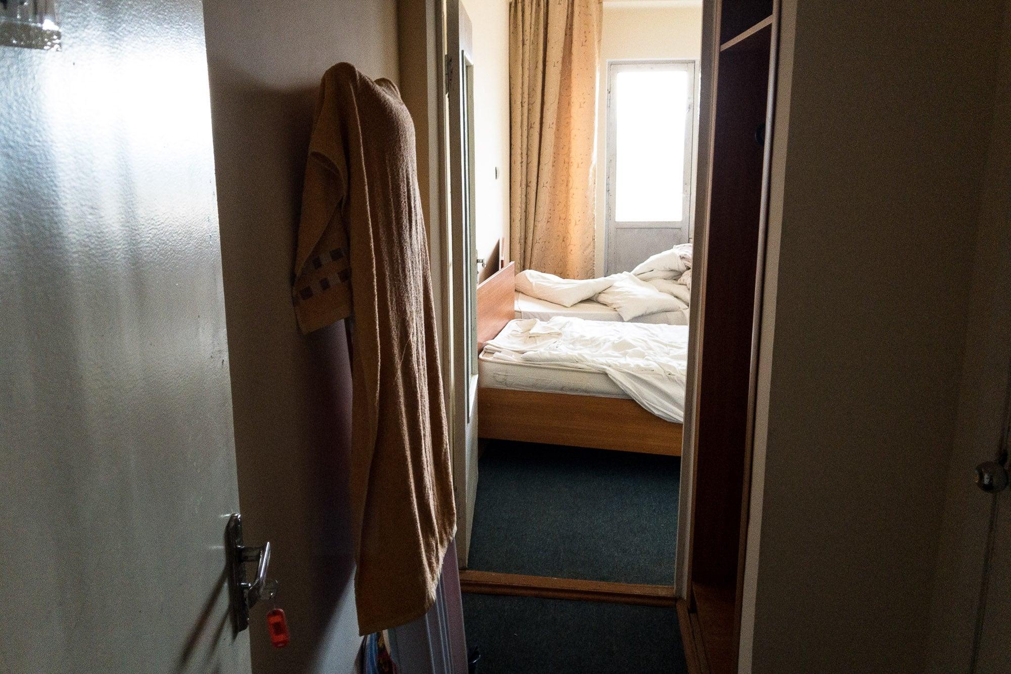 bye room