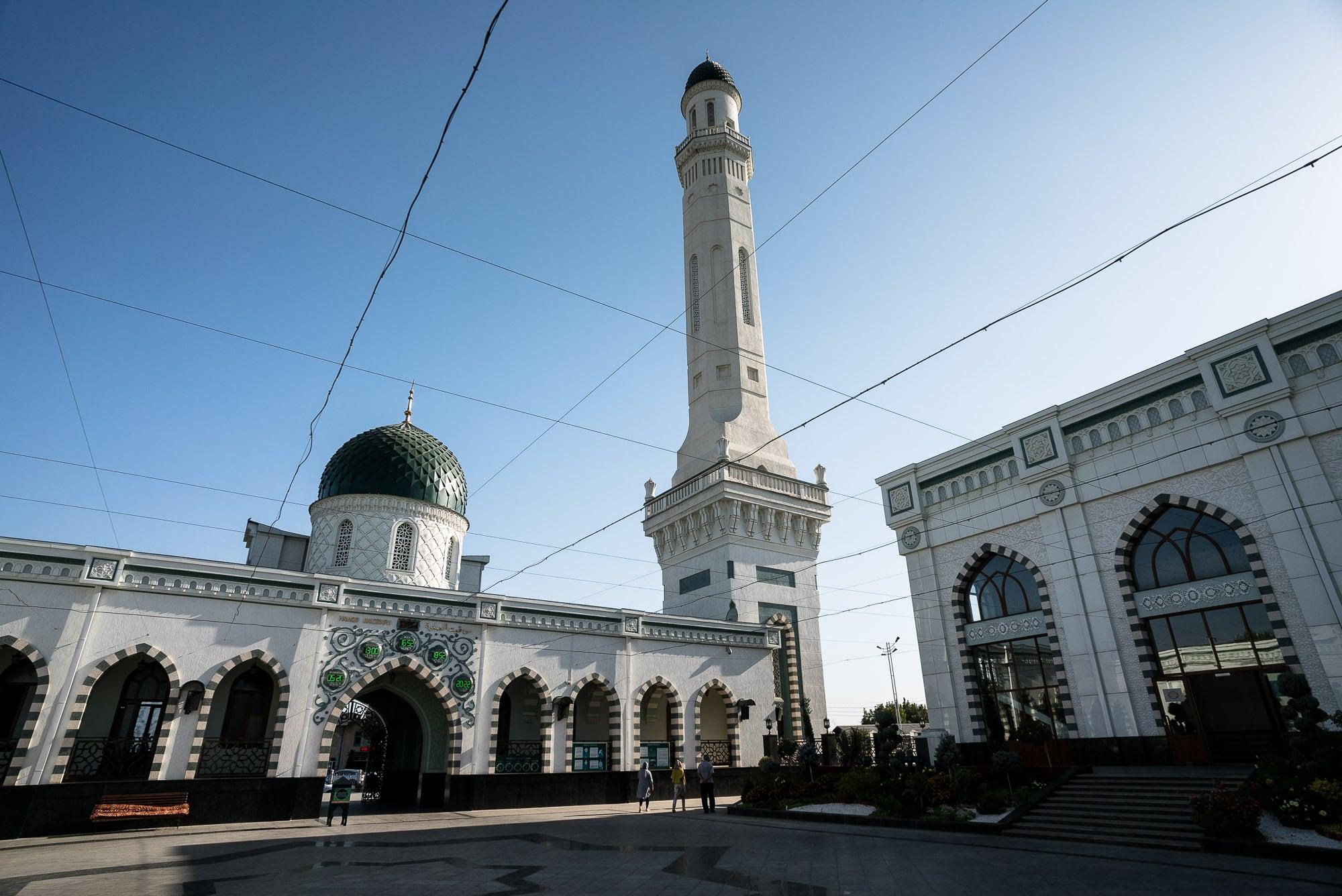 Kukcha Mosque