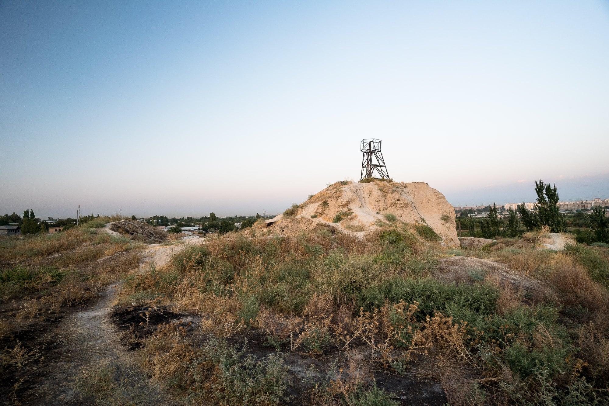 Shoshtepa Zoroastrian site