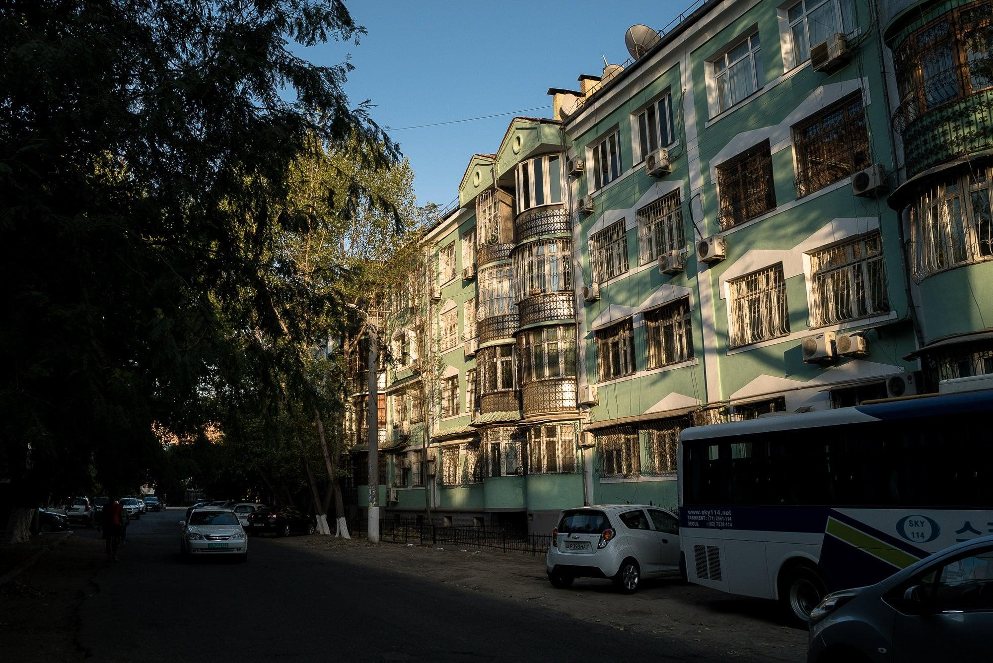 bye Tashkent