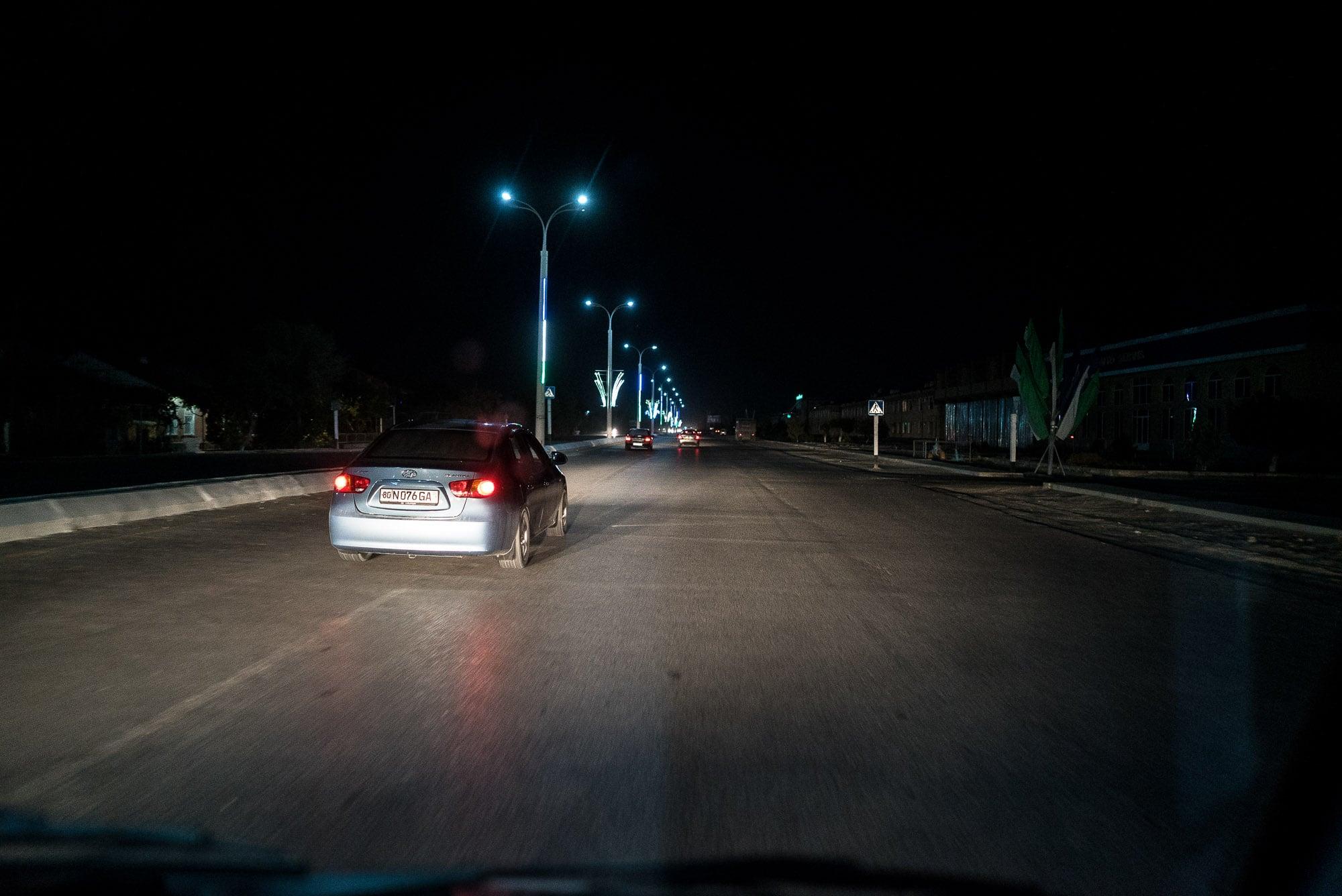 taxi to Bukhara