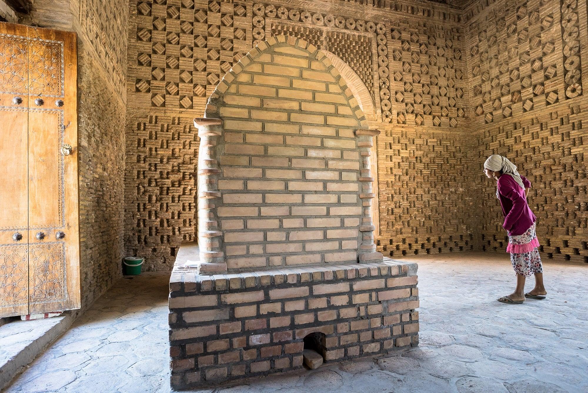 Ismail Samani's mausoleum