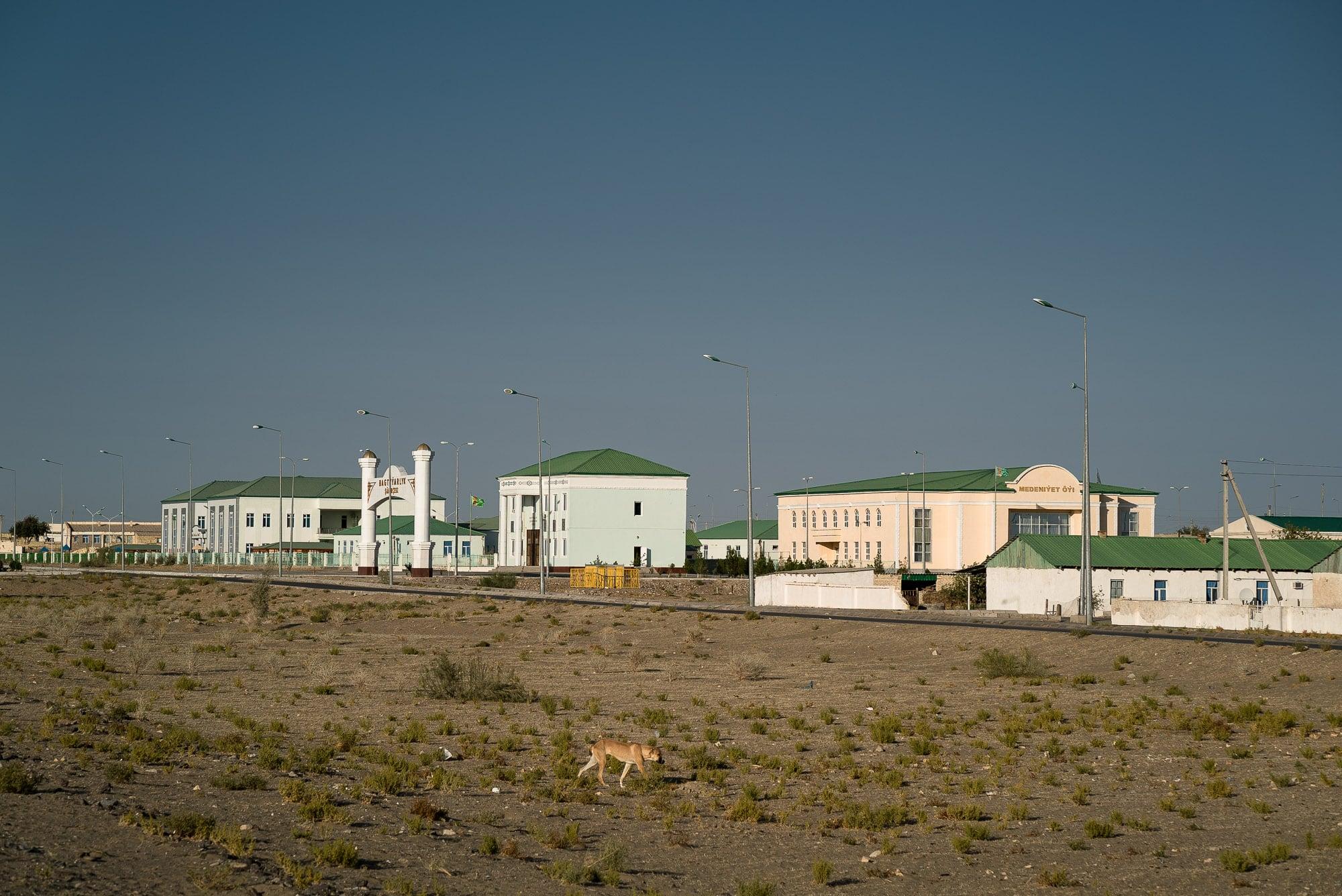 settlement that seems too big