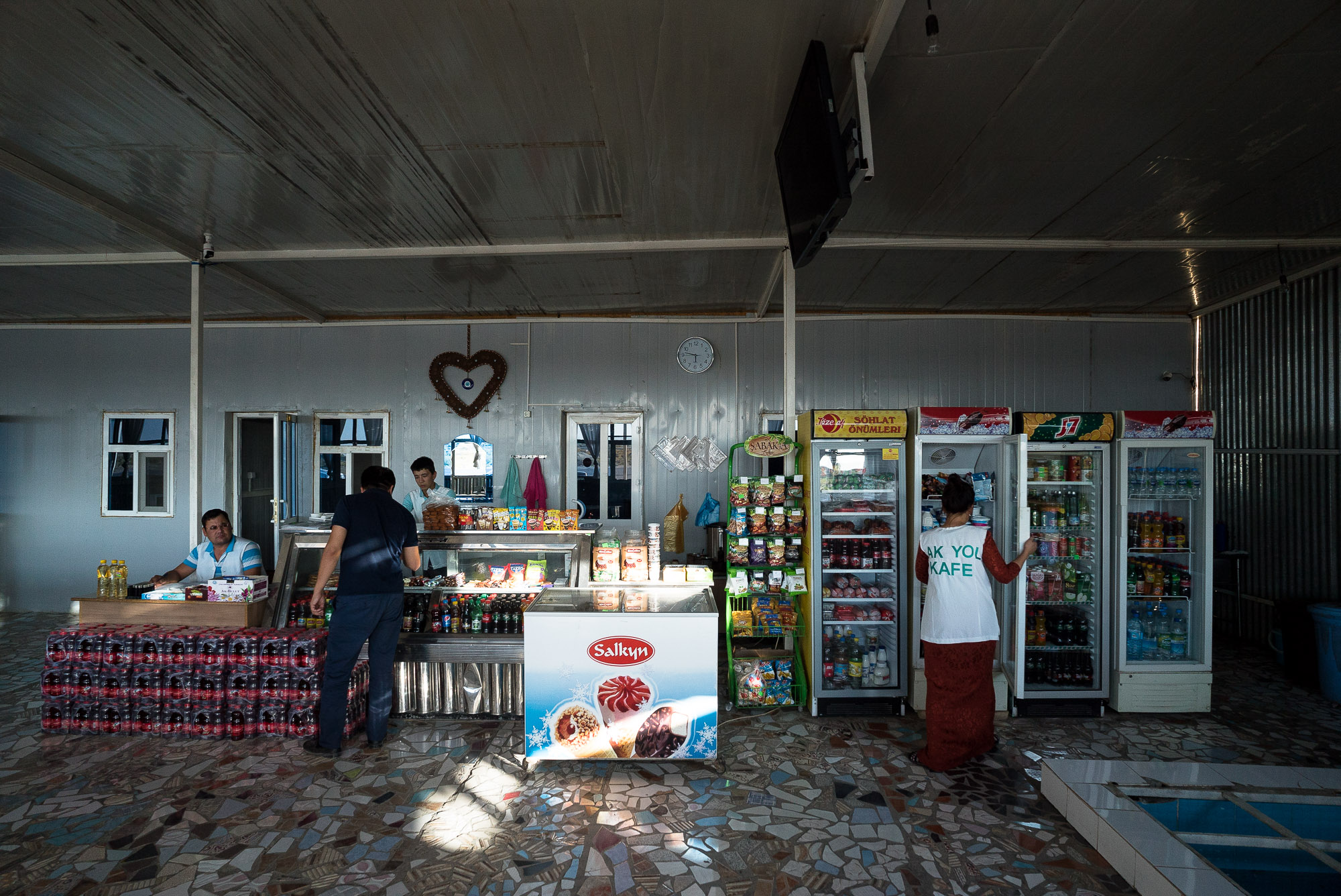 desert shop