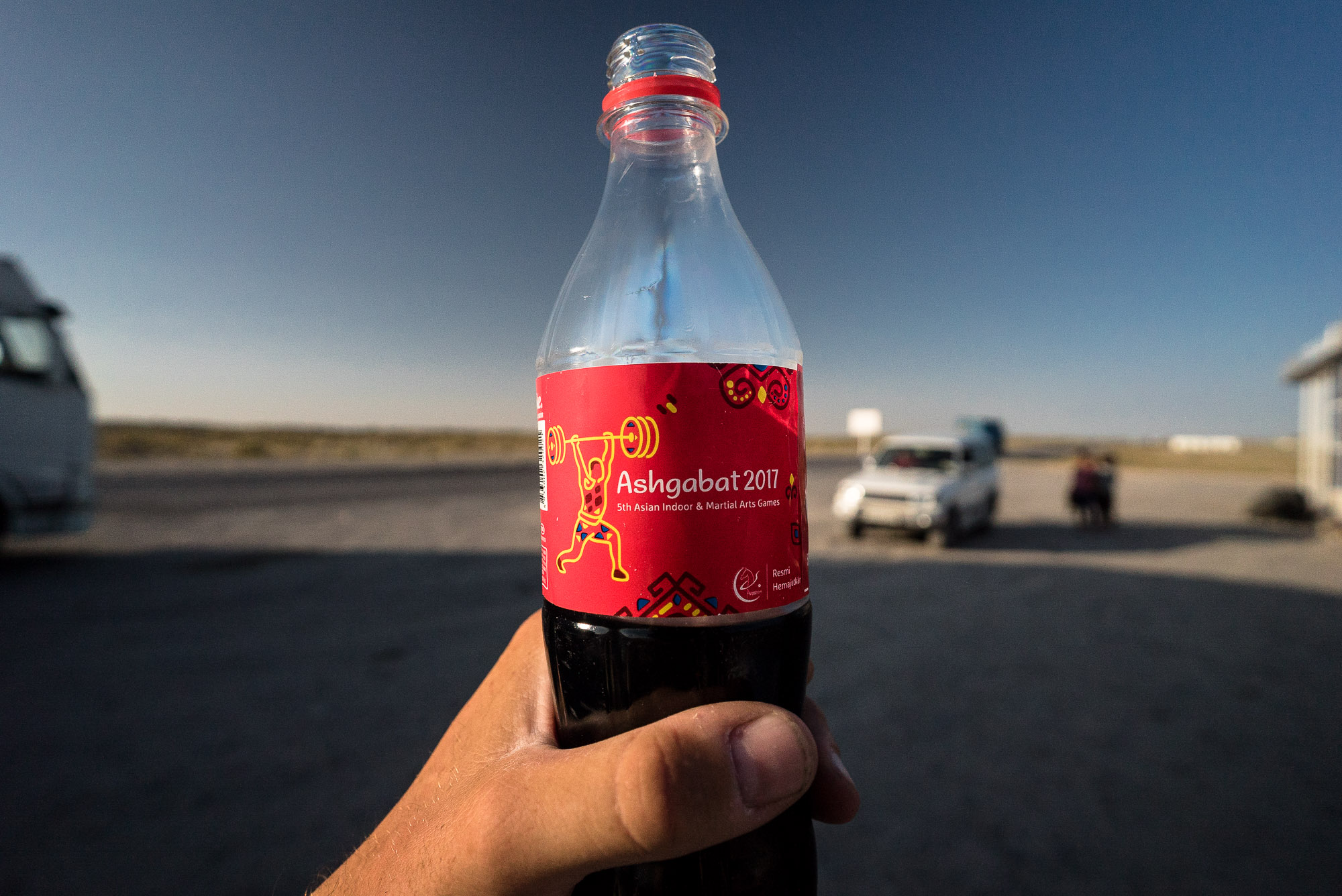 Coca-Cola in Turkmenistan