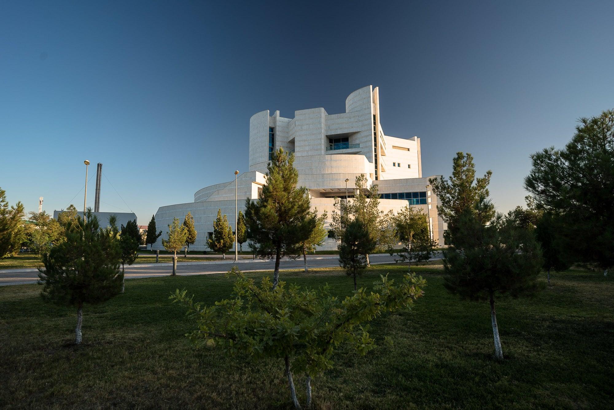 hospital in Mary