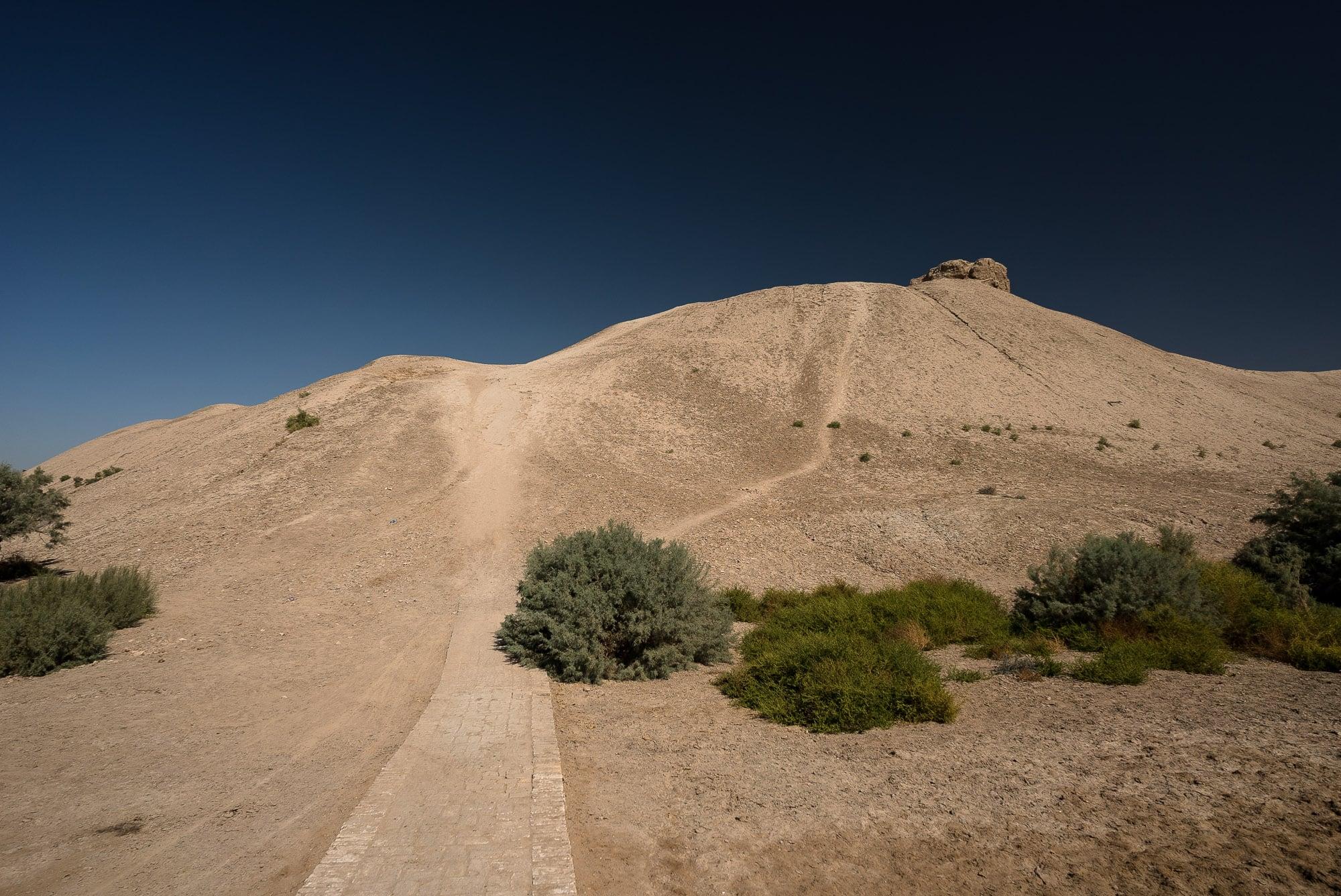ruin moundErk Kala