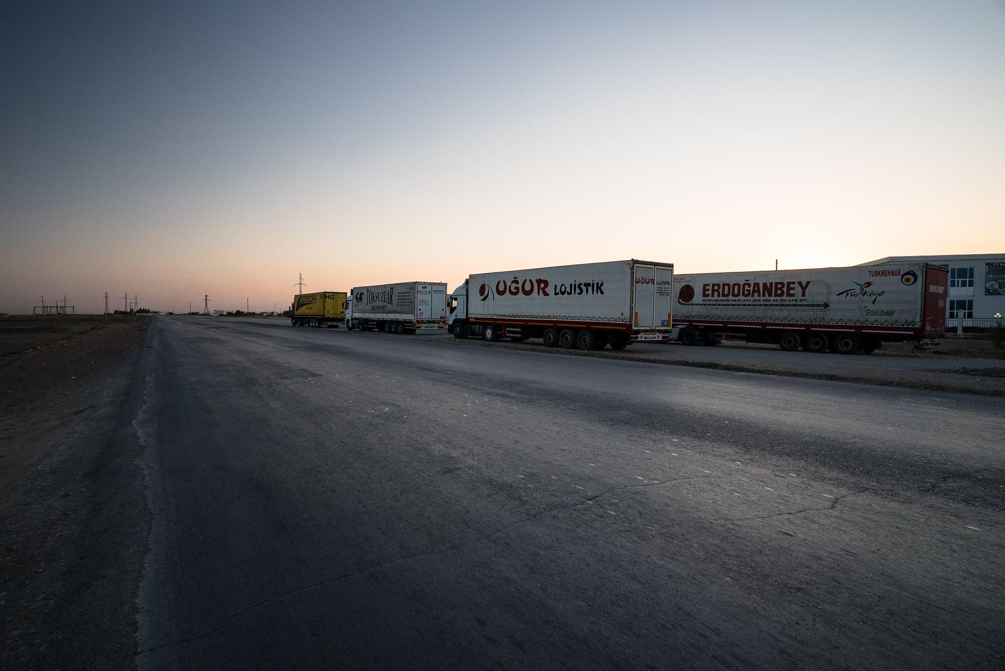 Turkish trucks