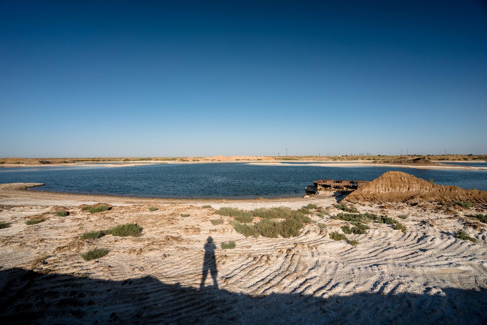 a salt lake