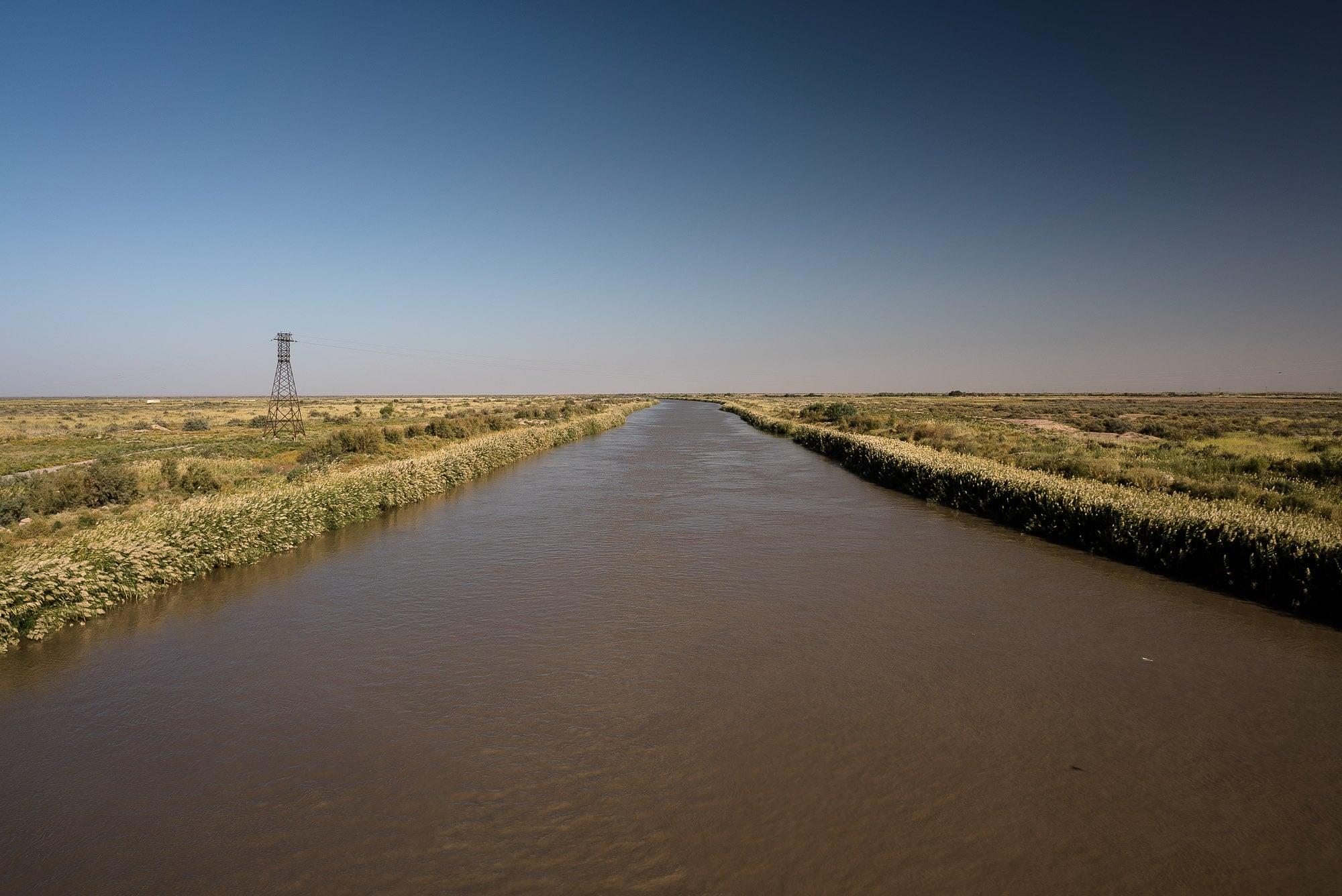 Garagum canal