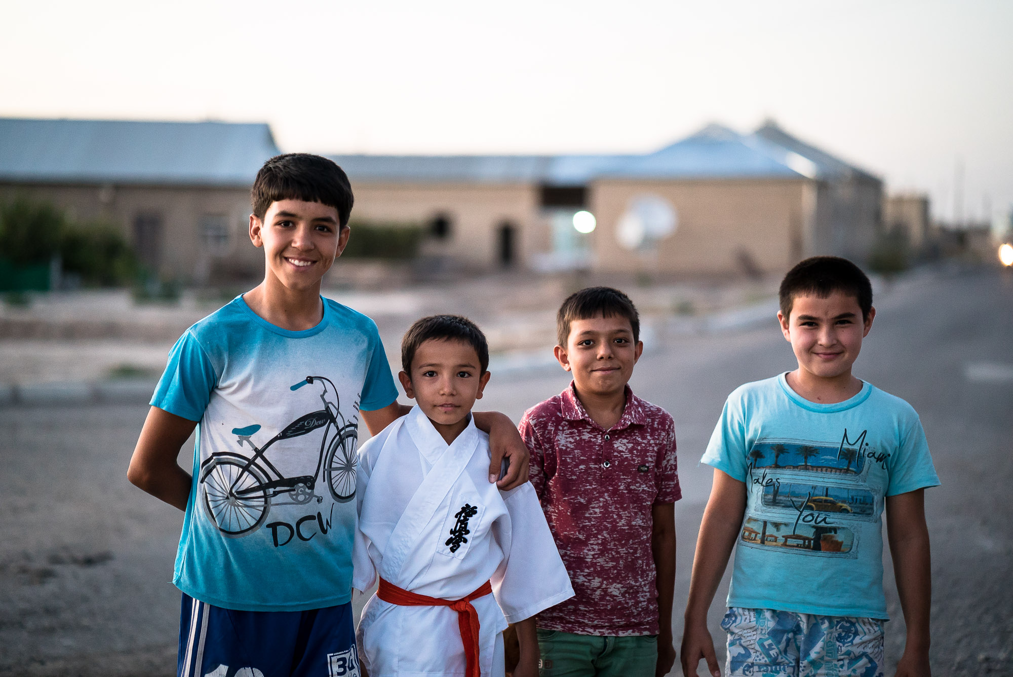 kids in Serakhs