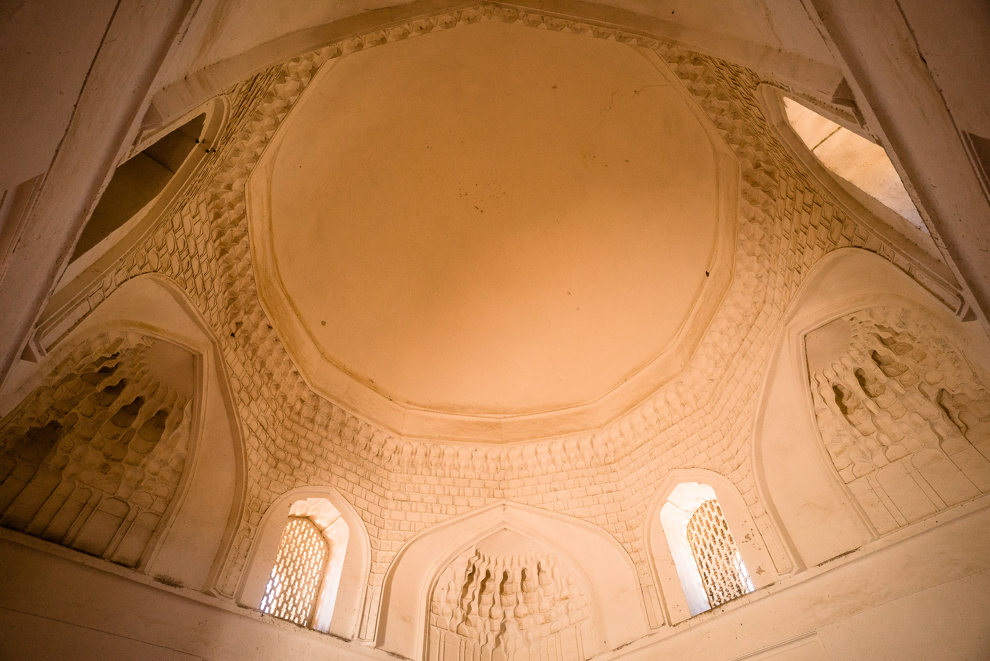 mausoleum ceiling