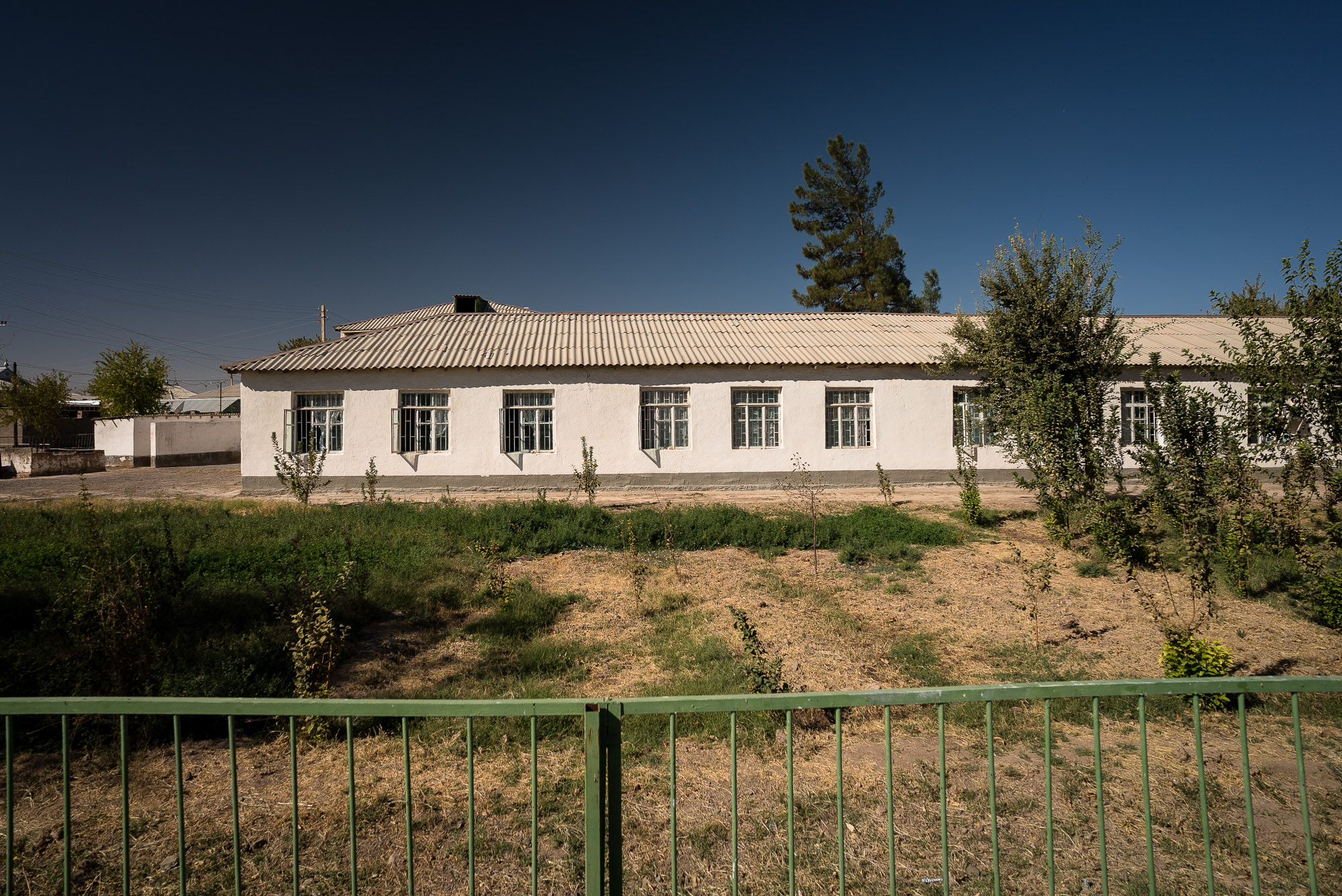school in Serakhs