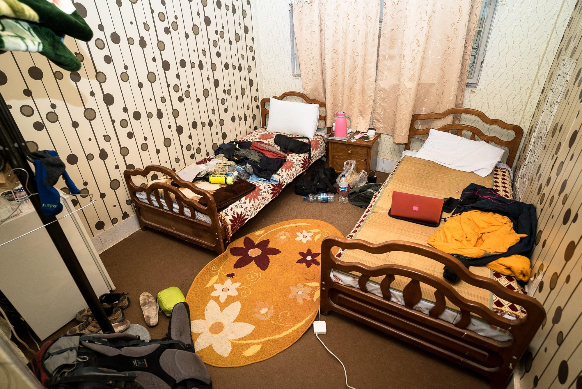 hotelroom in Sarakhs