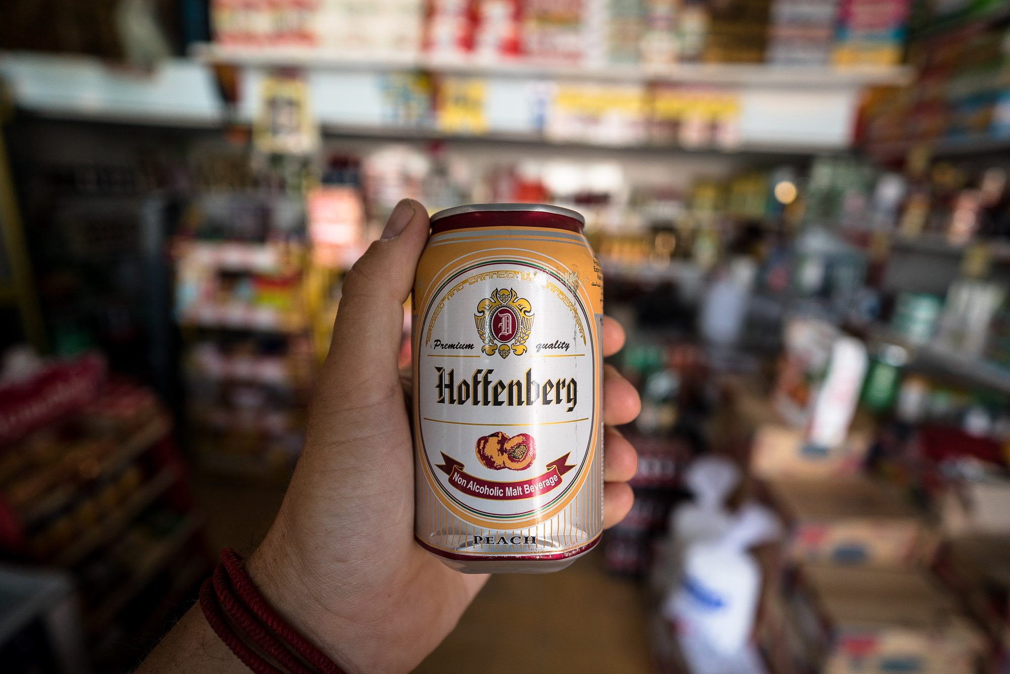 non alcoholic malt beverage