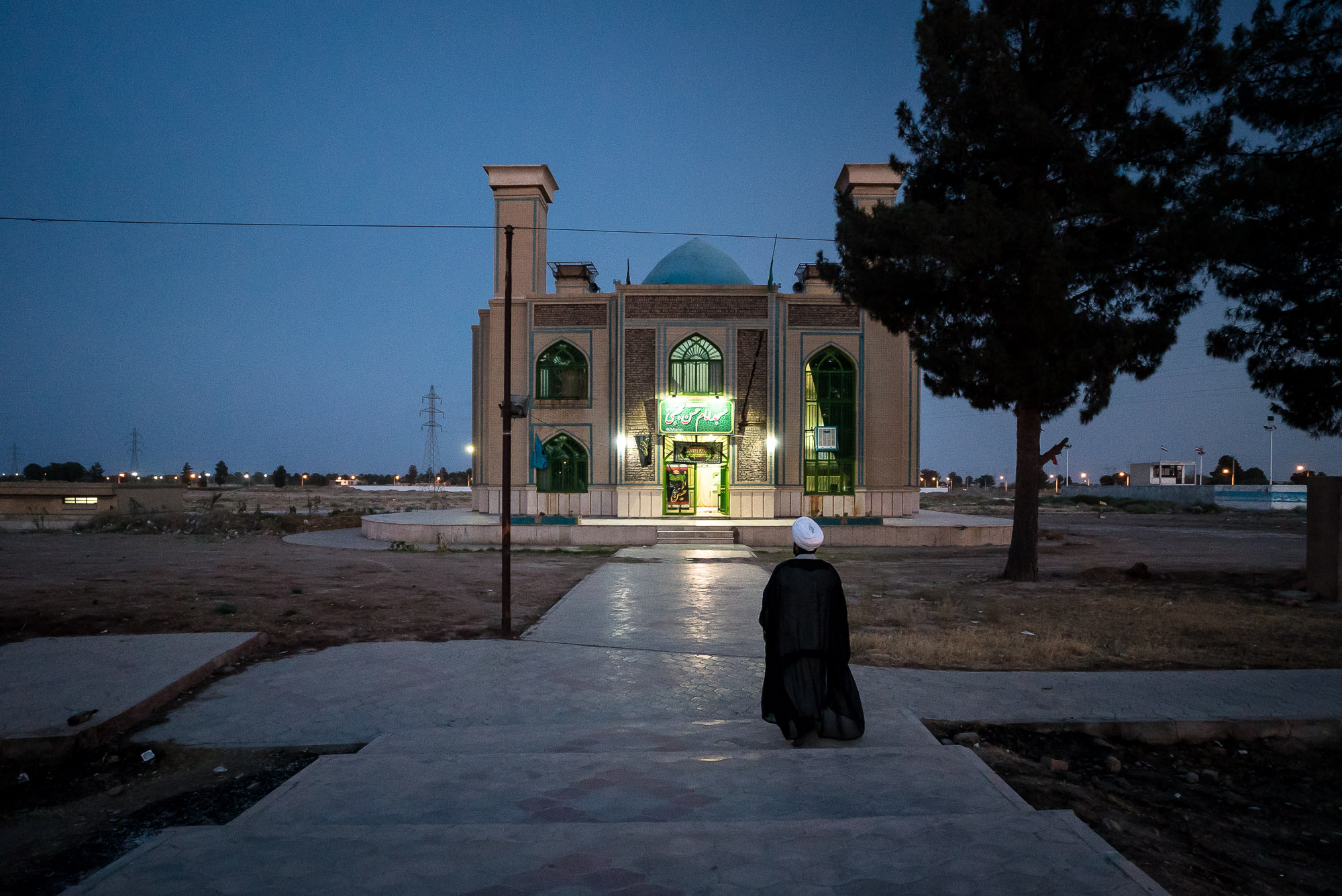 mosque in Sarakhs