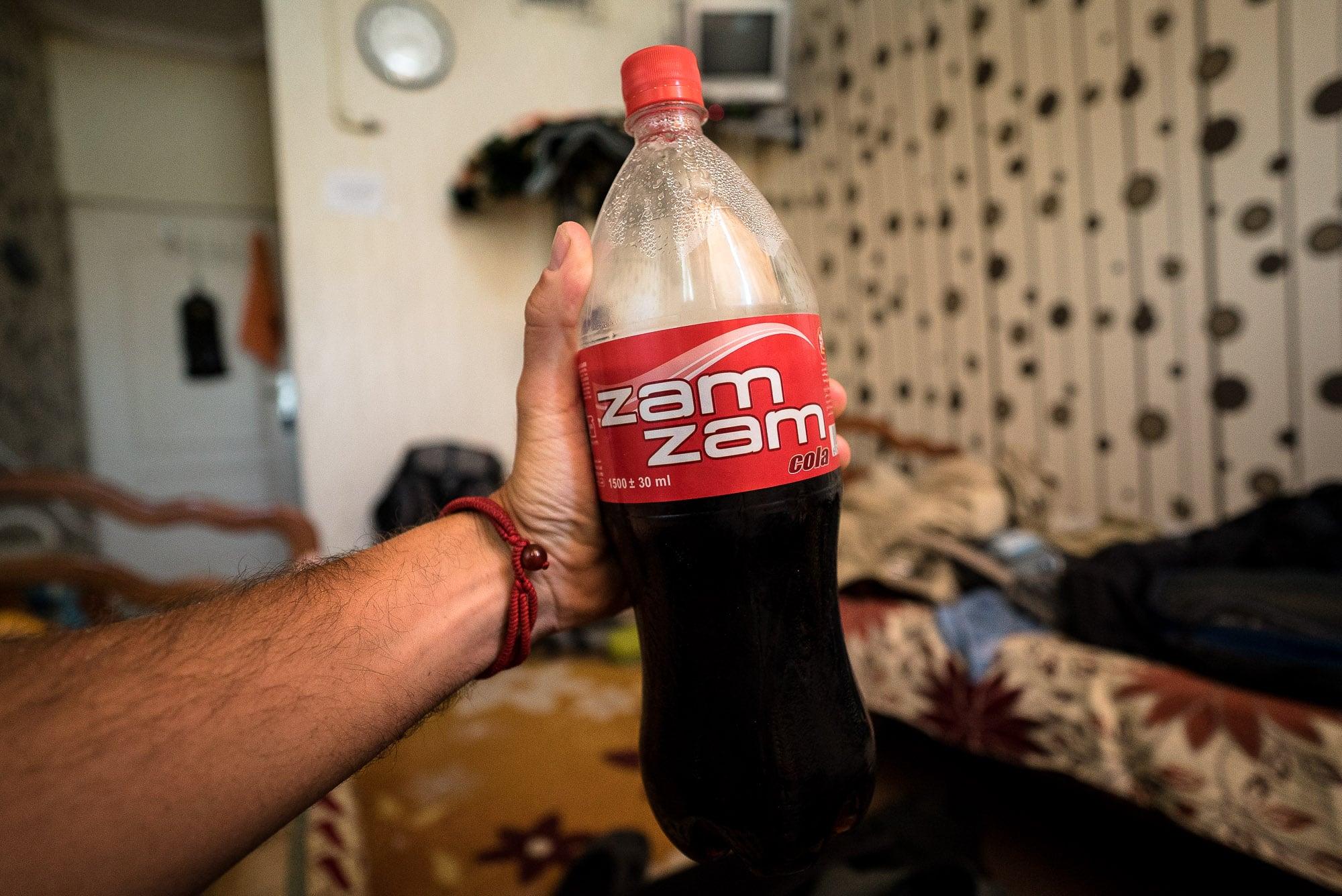 Zamzam Cola
