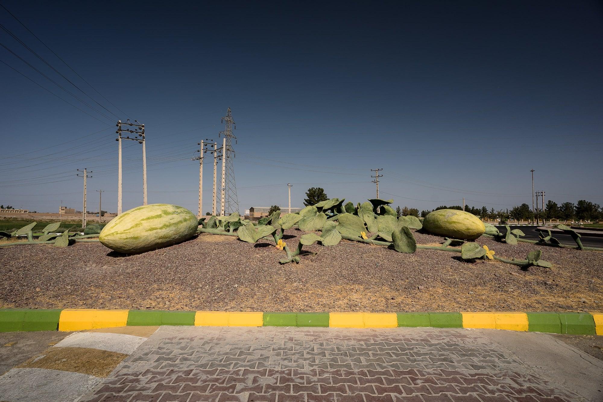 melon monument