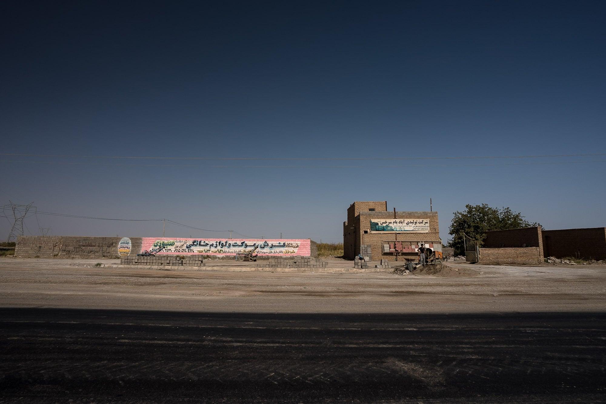 near Sarakhs
