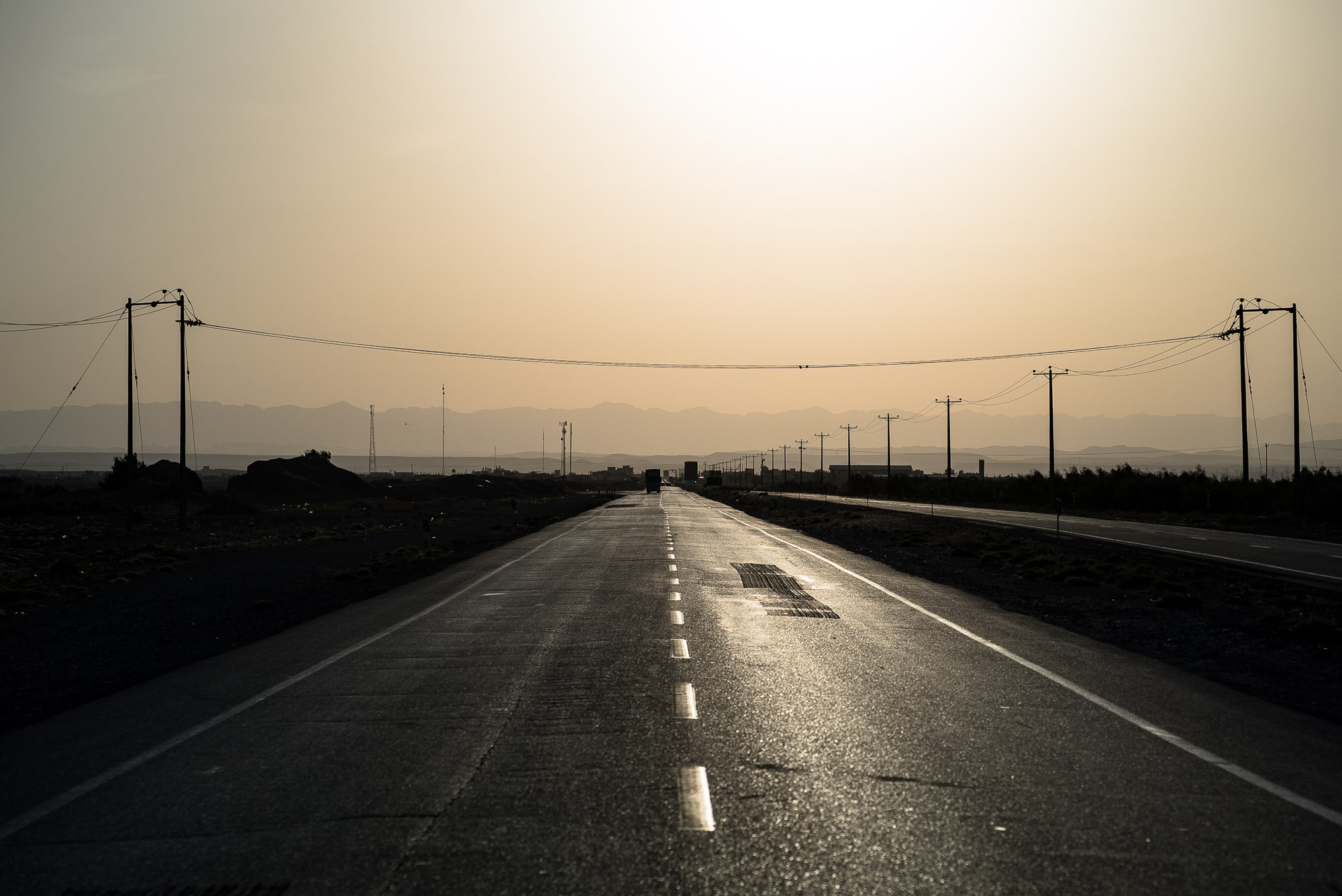 afternoon road