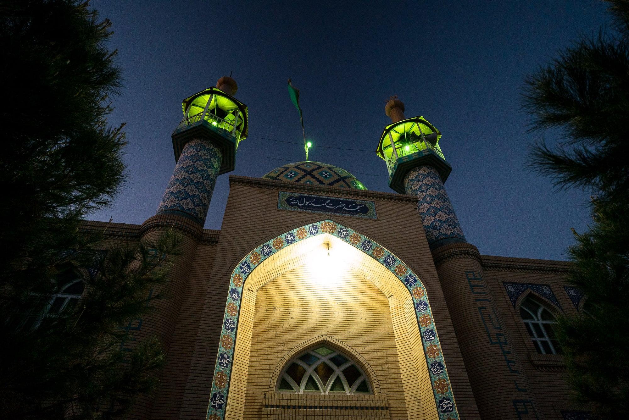 mosque of Gombazli