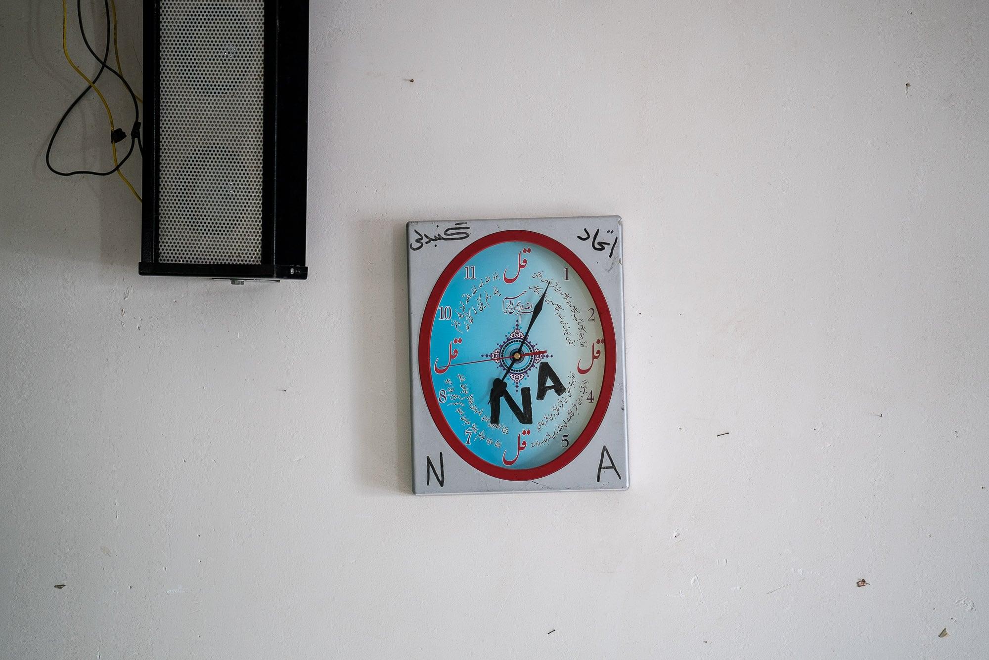 NA clock
