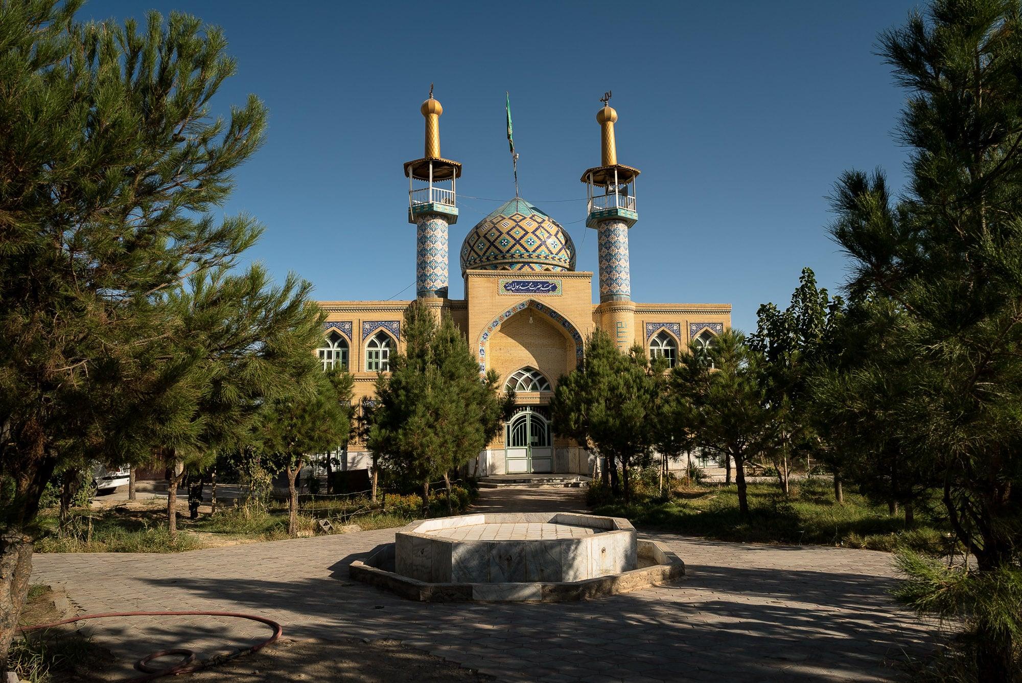 Gombazli mosque