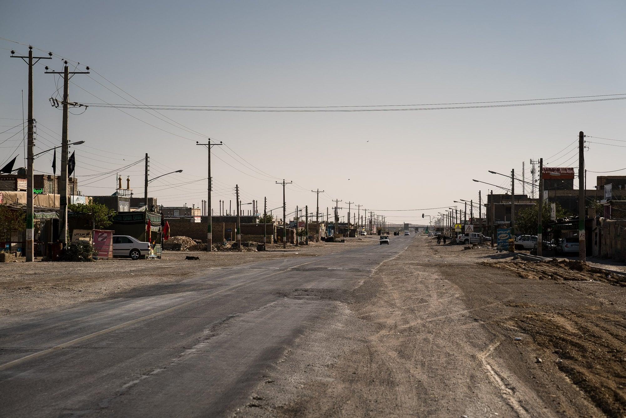 Gombazli road