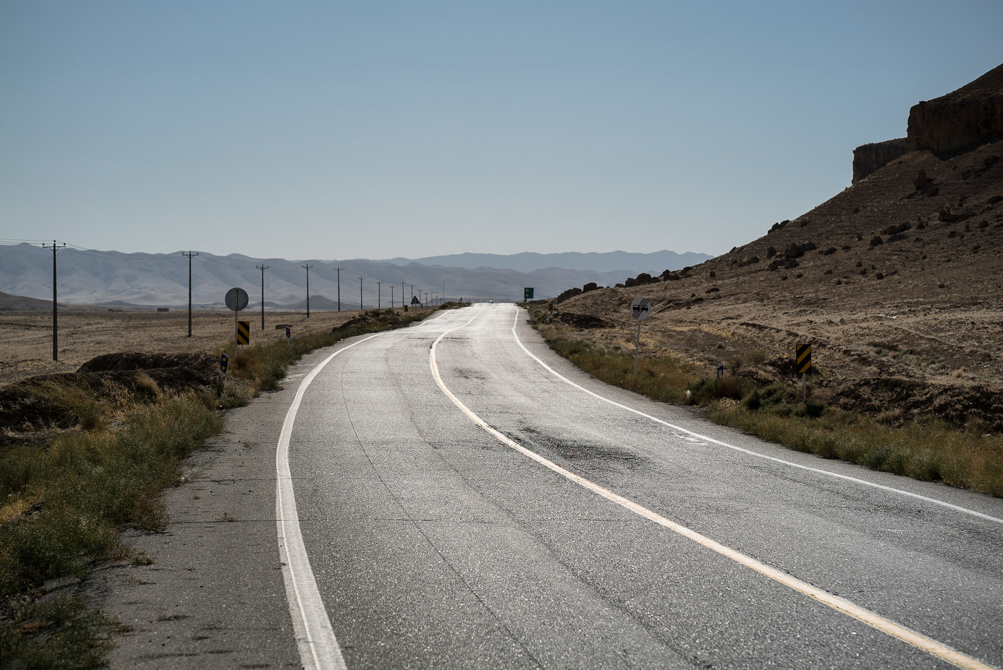 yet more road