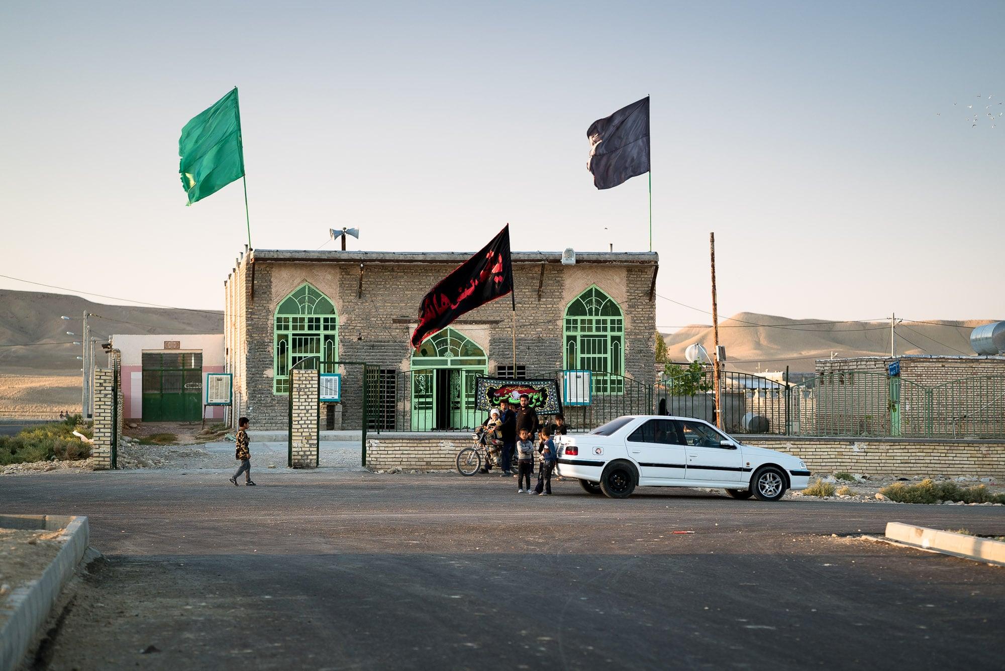 mosque in Shurloq