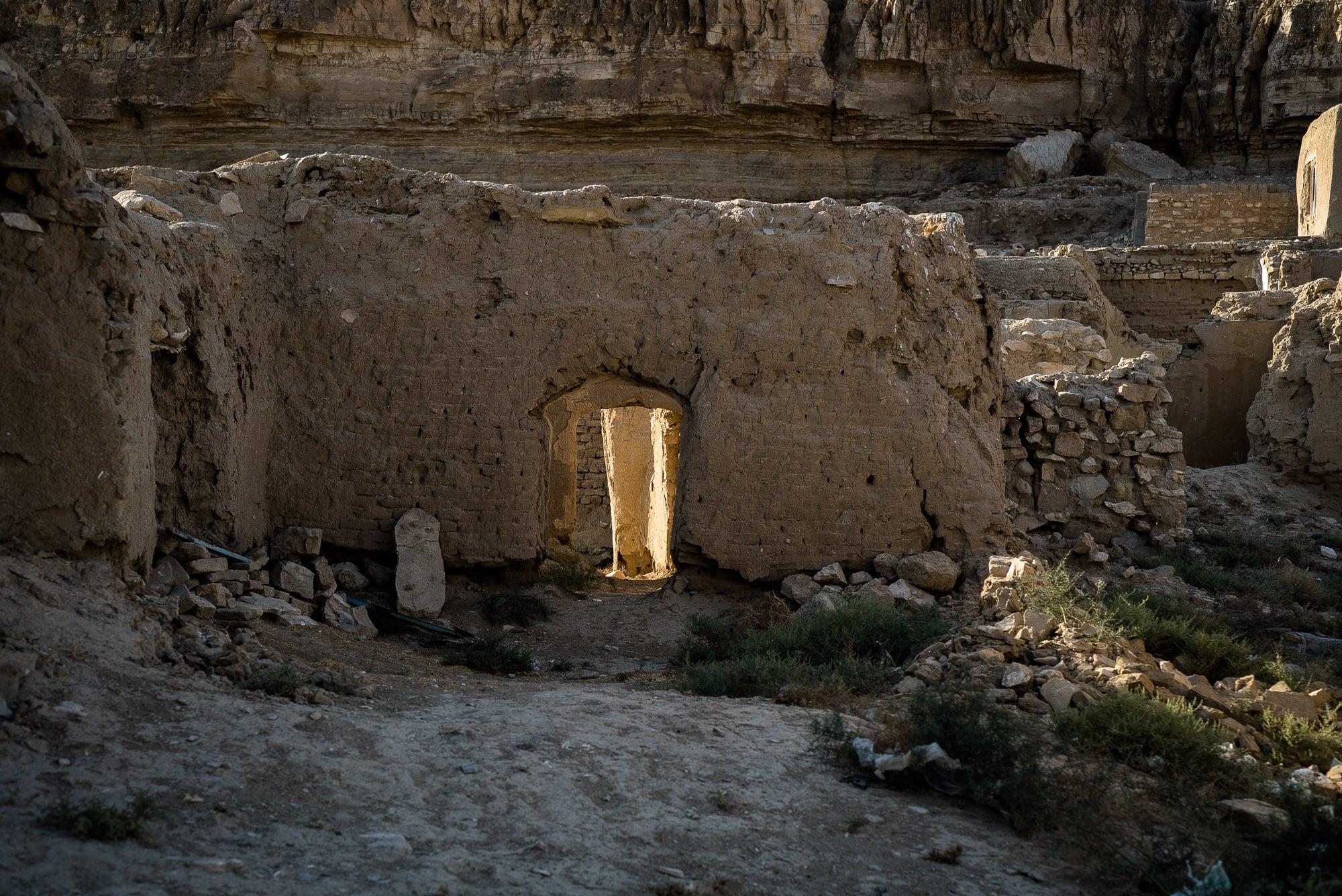 ruins in Shurloq
