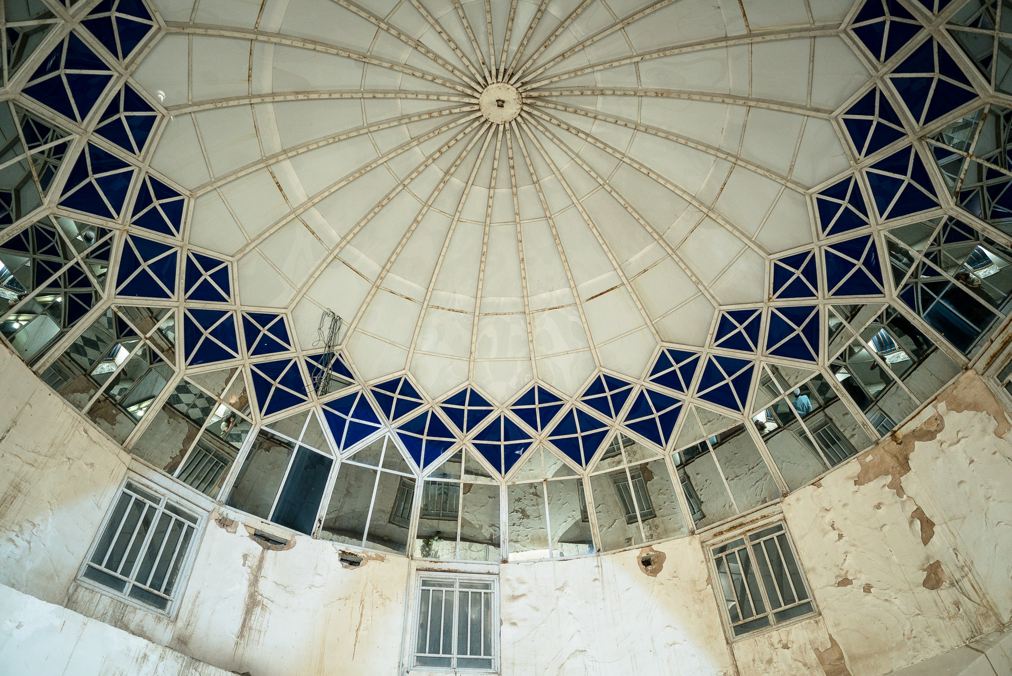 dome of the madrasa
