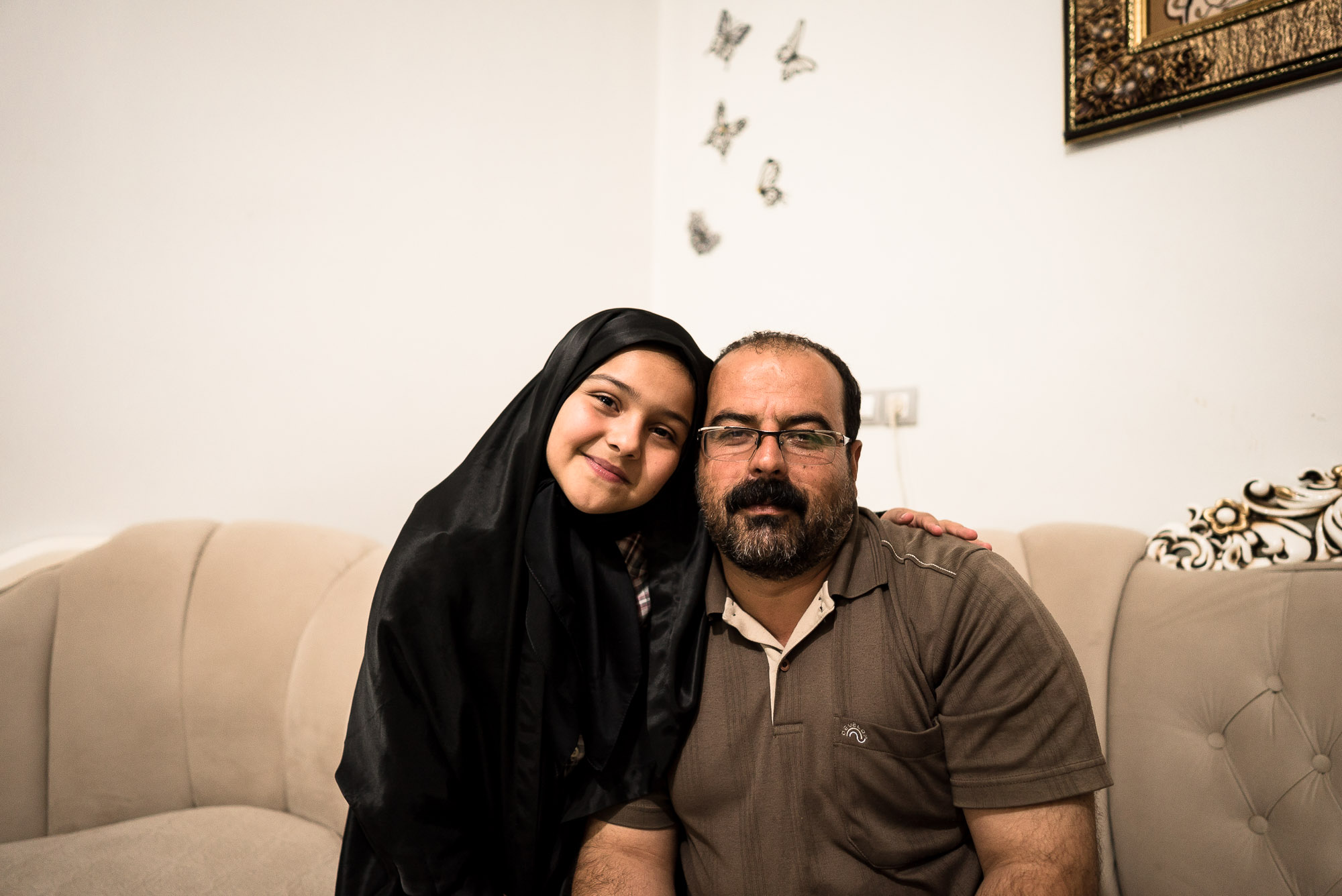 Hassan and Mahdiye