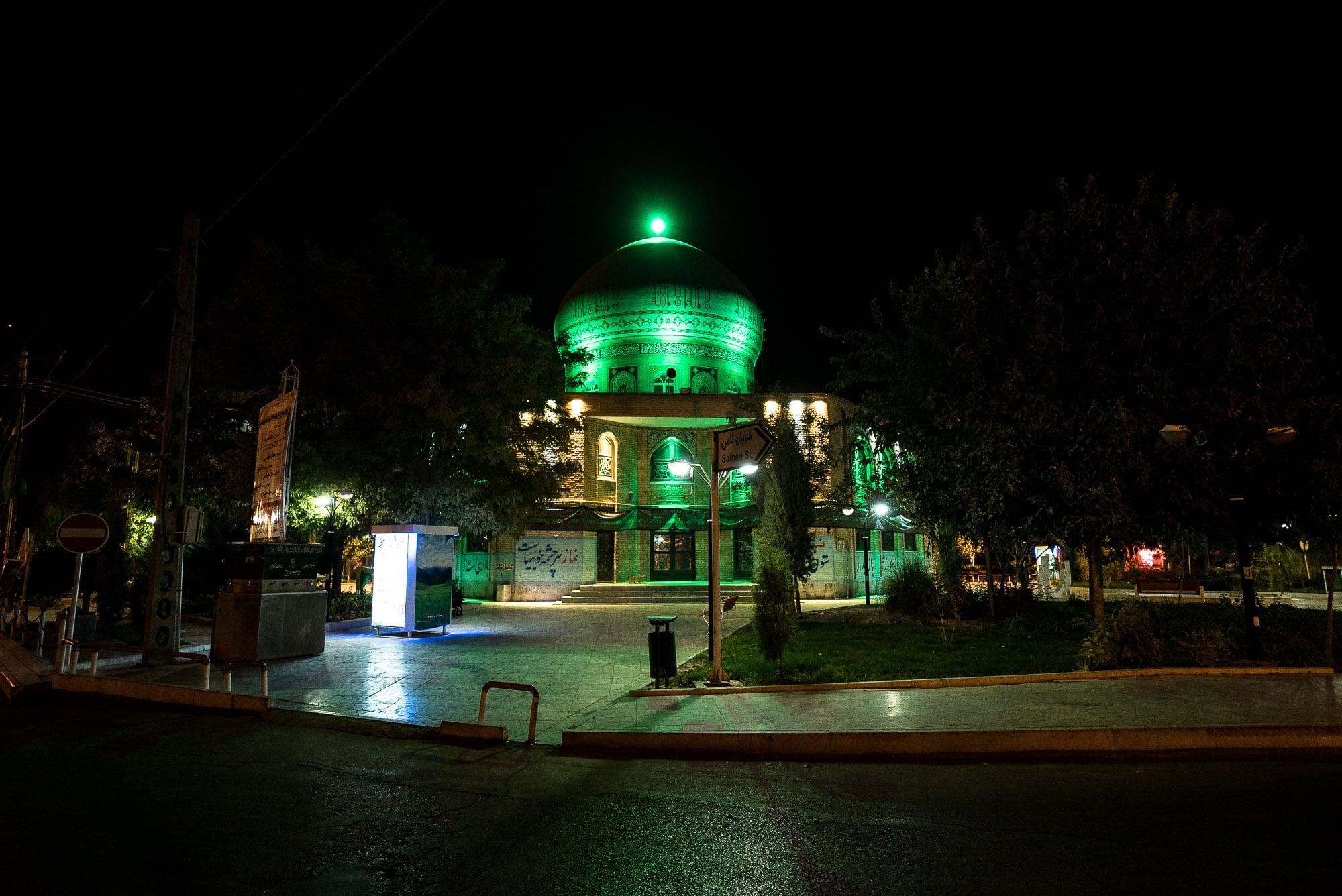 mosque of Razaviye