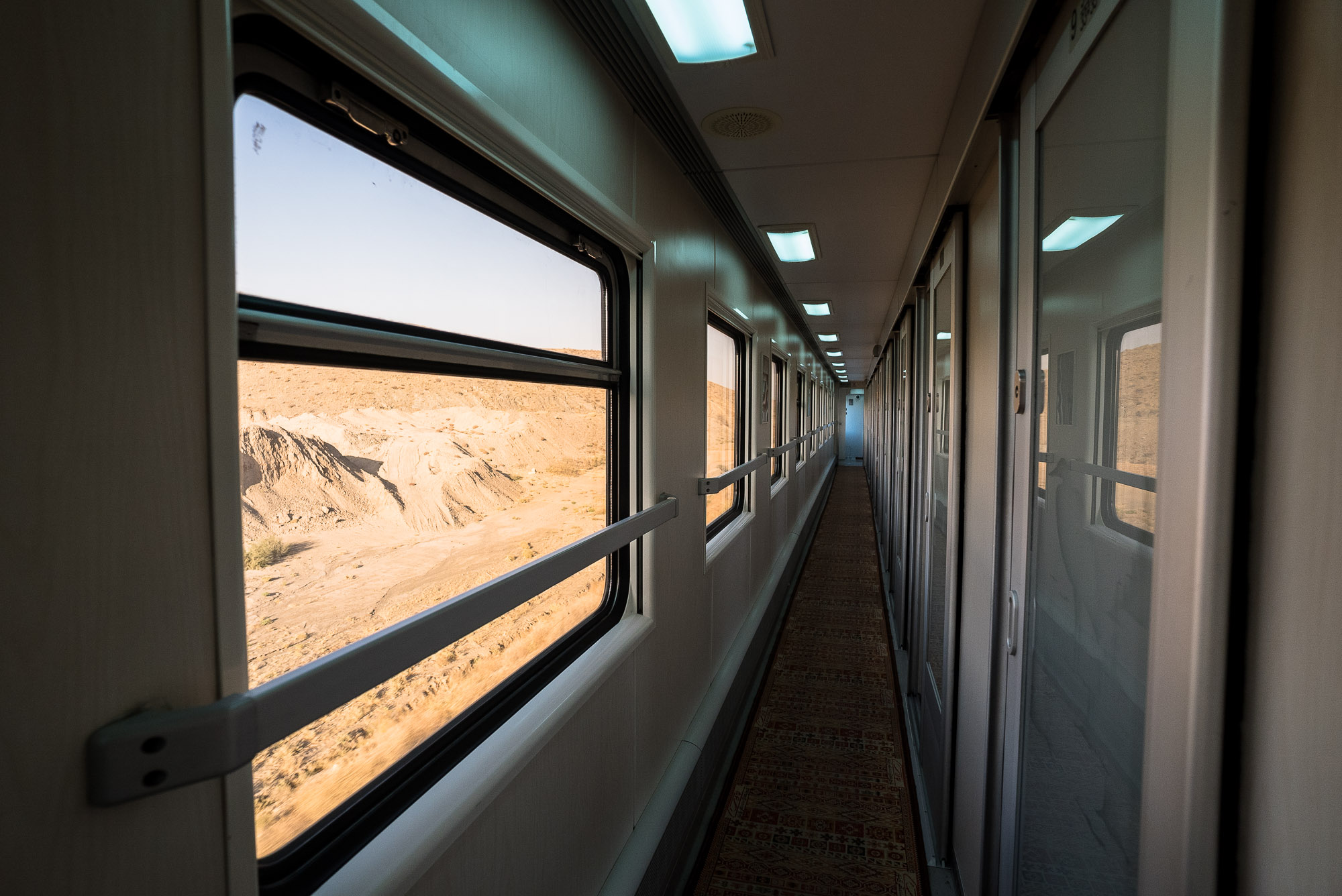 train from Mashhad to Isfahan