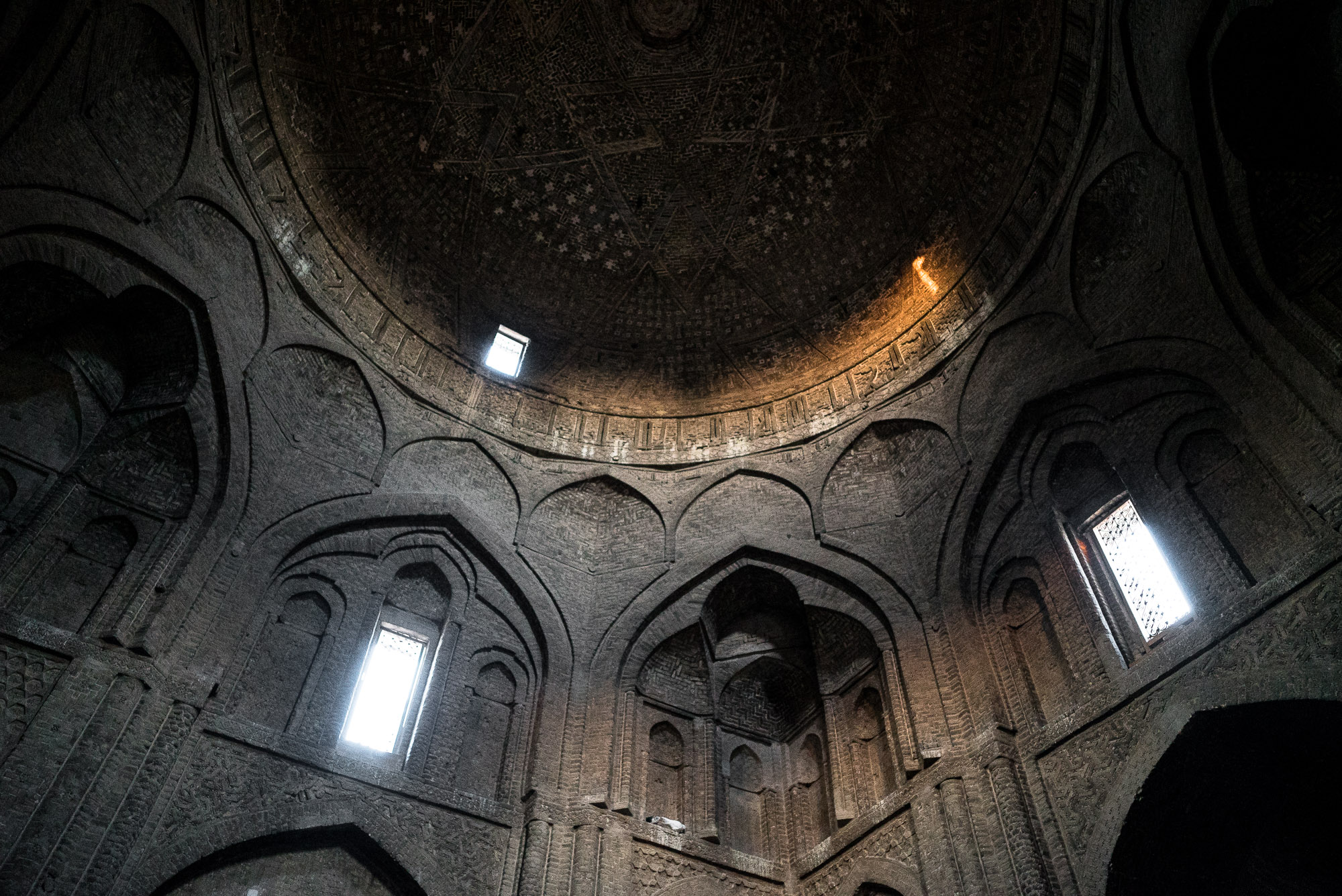 dome of Atiq Jameh Mosque