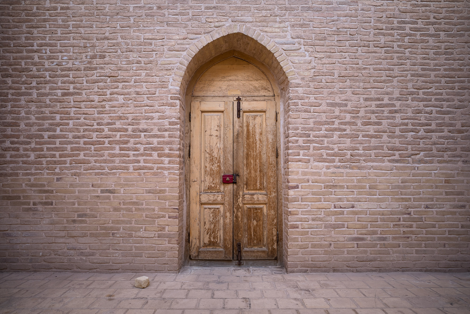 door of Sin Mosque