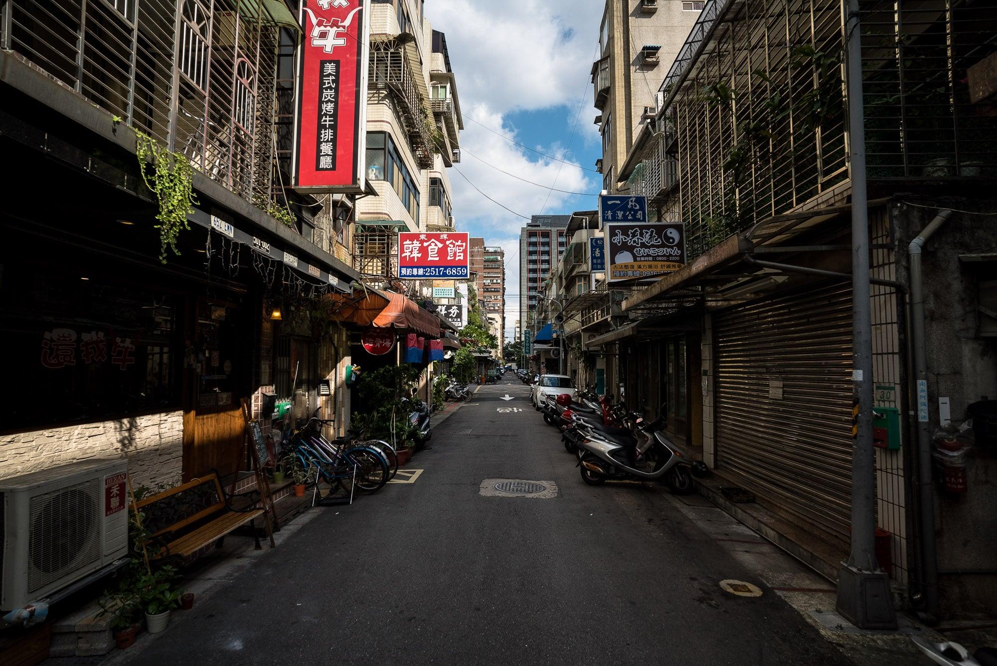 in Taipei